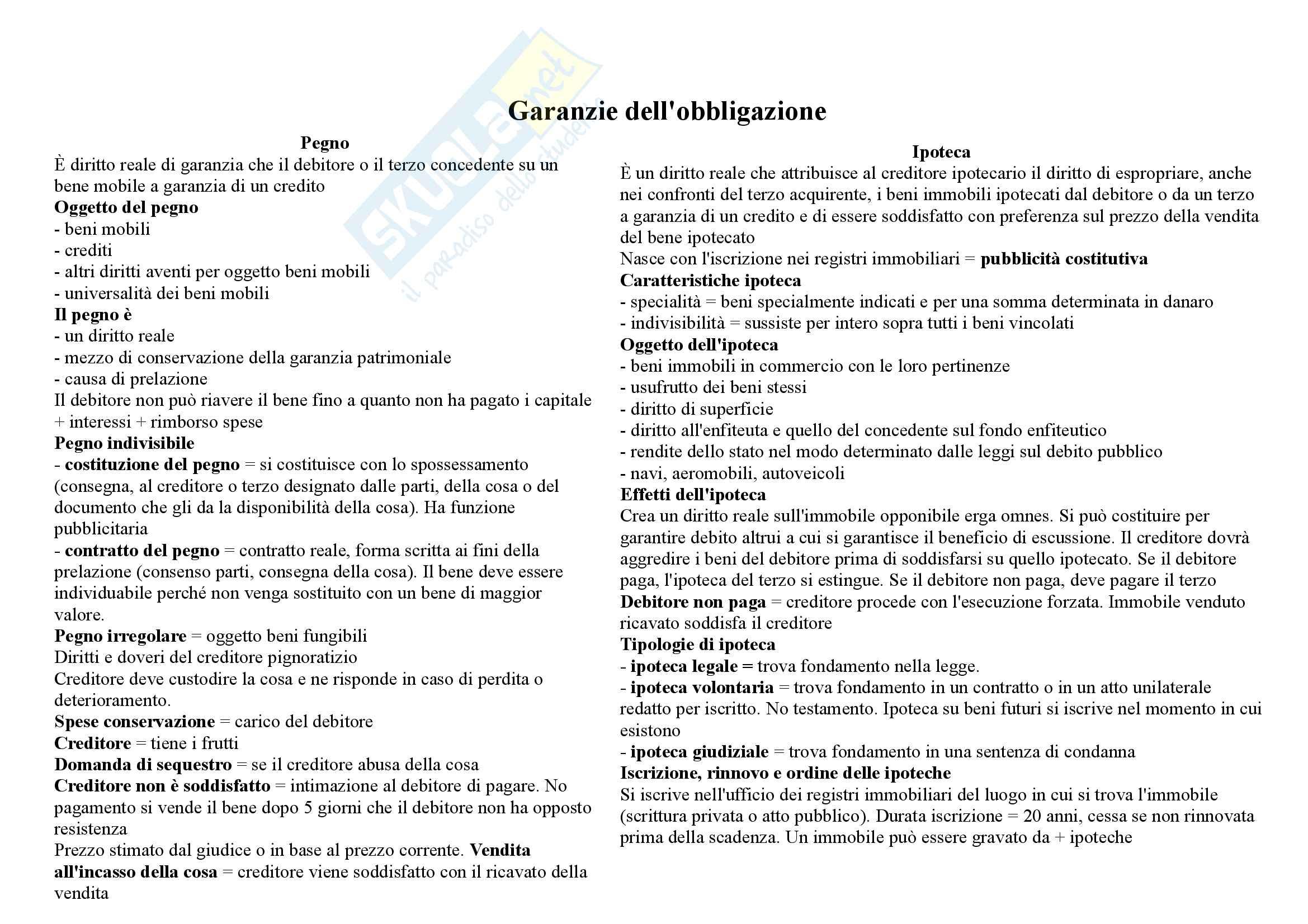 Mappe concettuali diritto privato Pag. 36