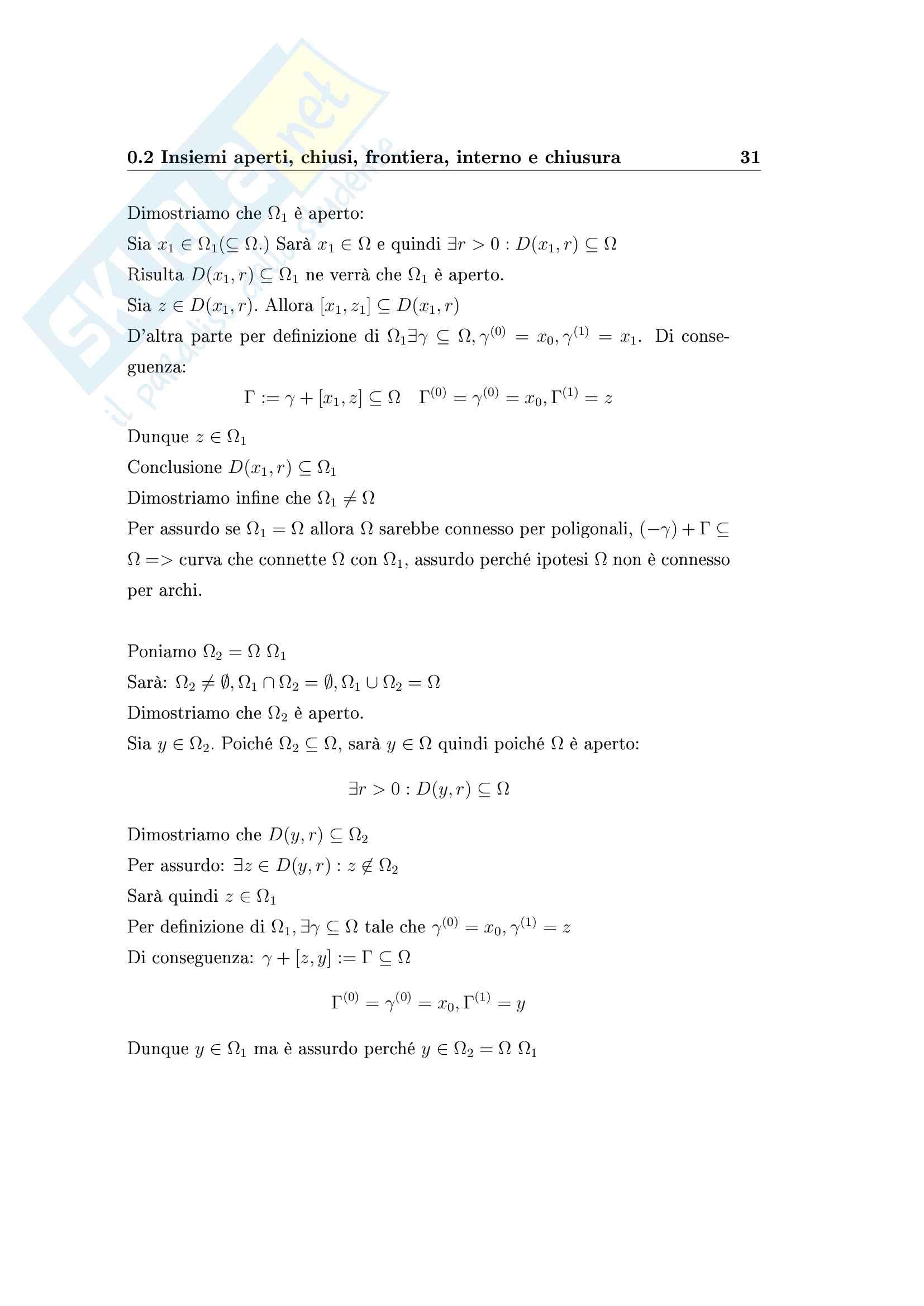 Analisi Matematica 3 Pag. 31