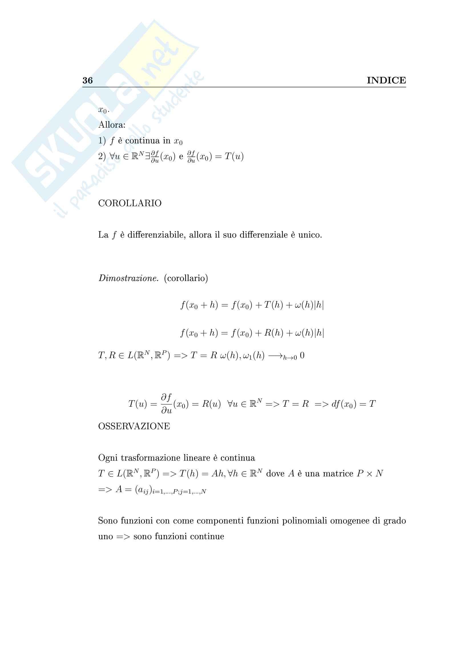 Analisi Matematica 3 Pag. 36