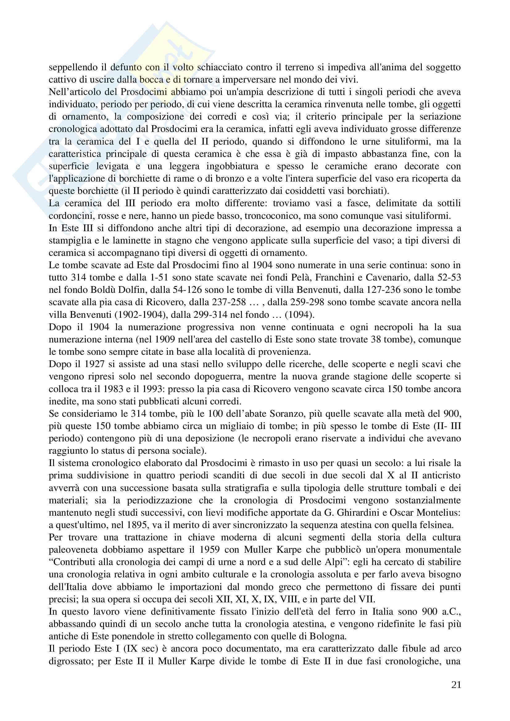 Protostoria Pag. 21
