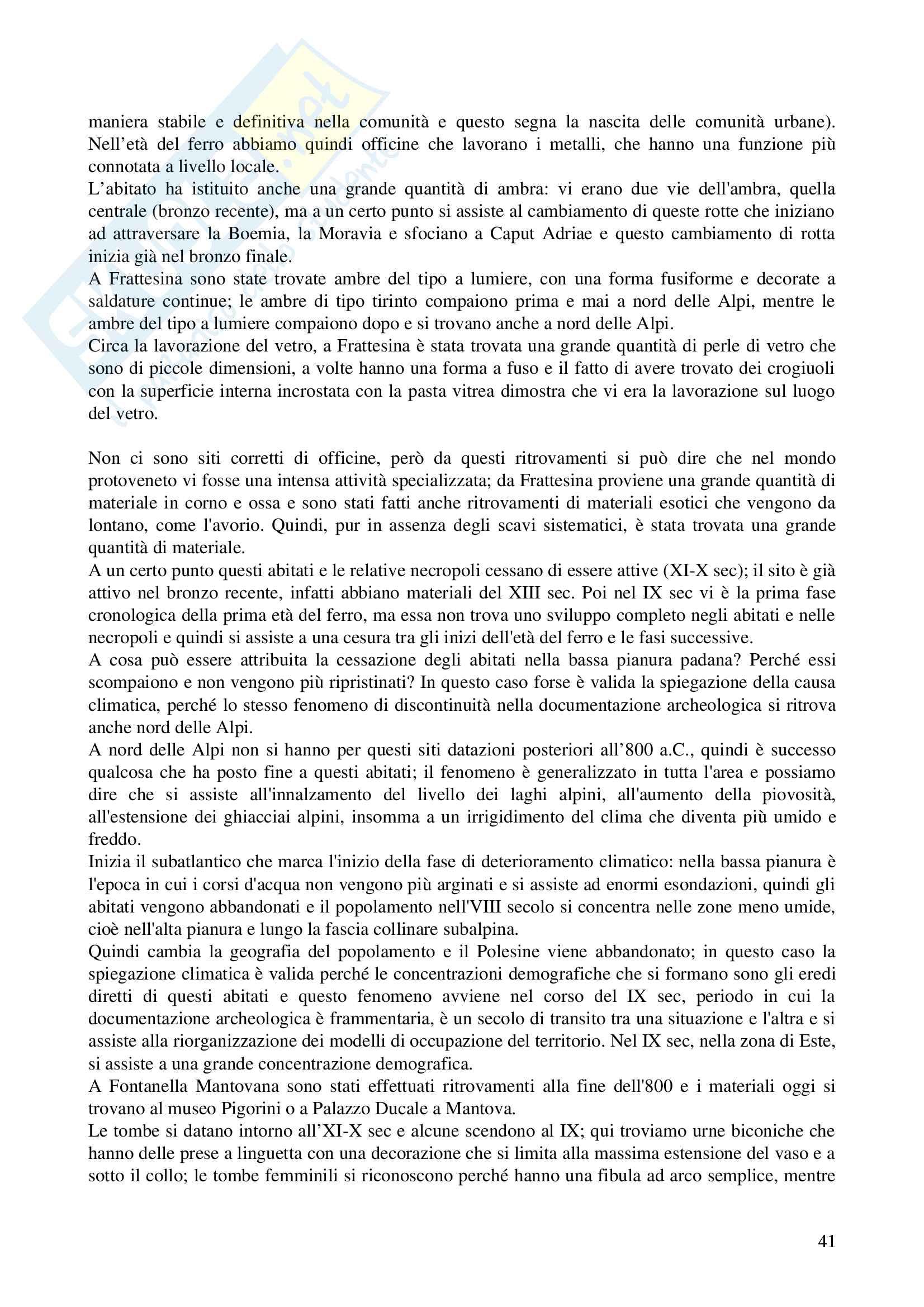Protostoria Pag. 41