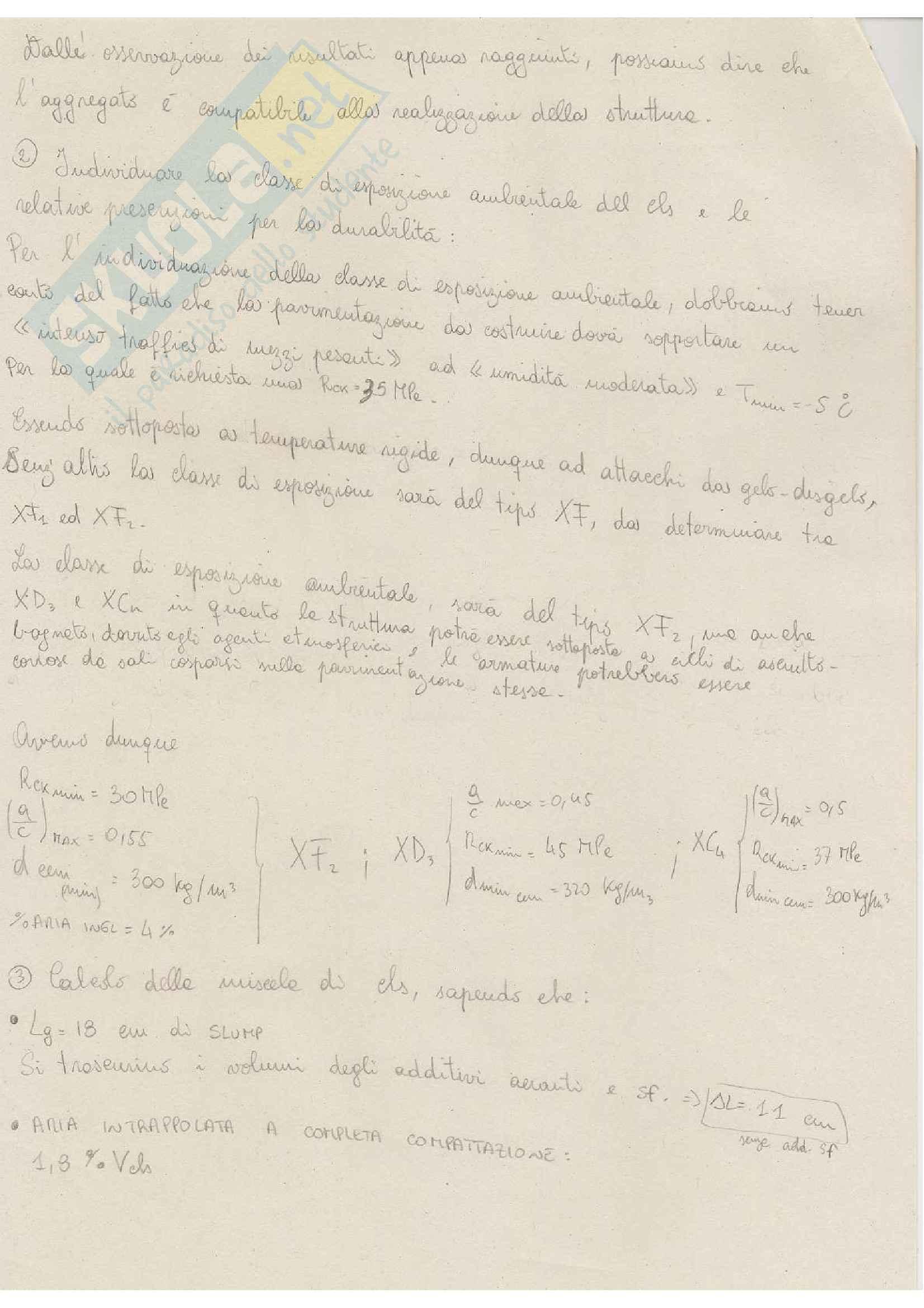 19 problemi: esercitazione di Tecnologia dei materiali Pag. 11