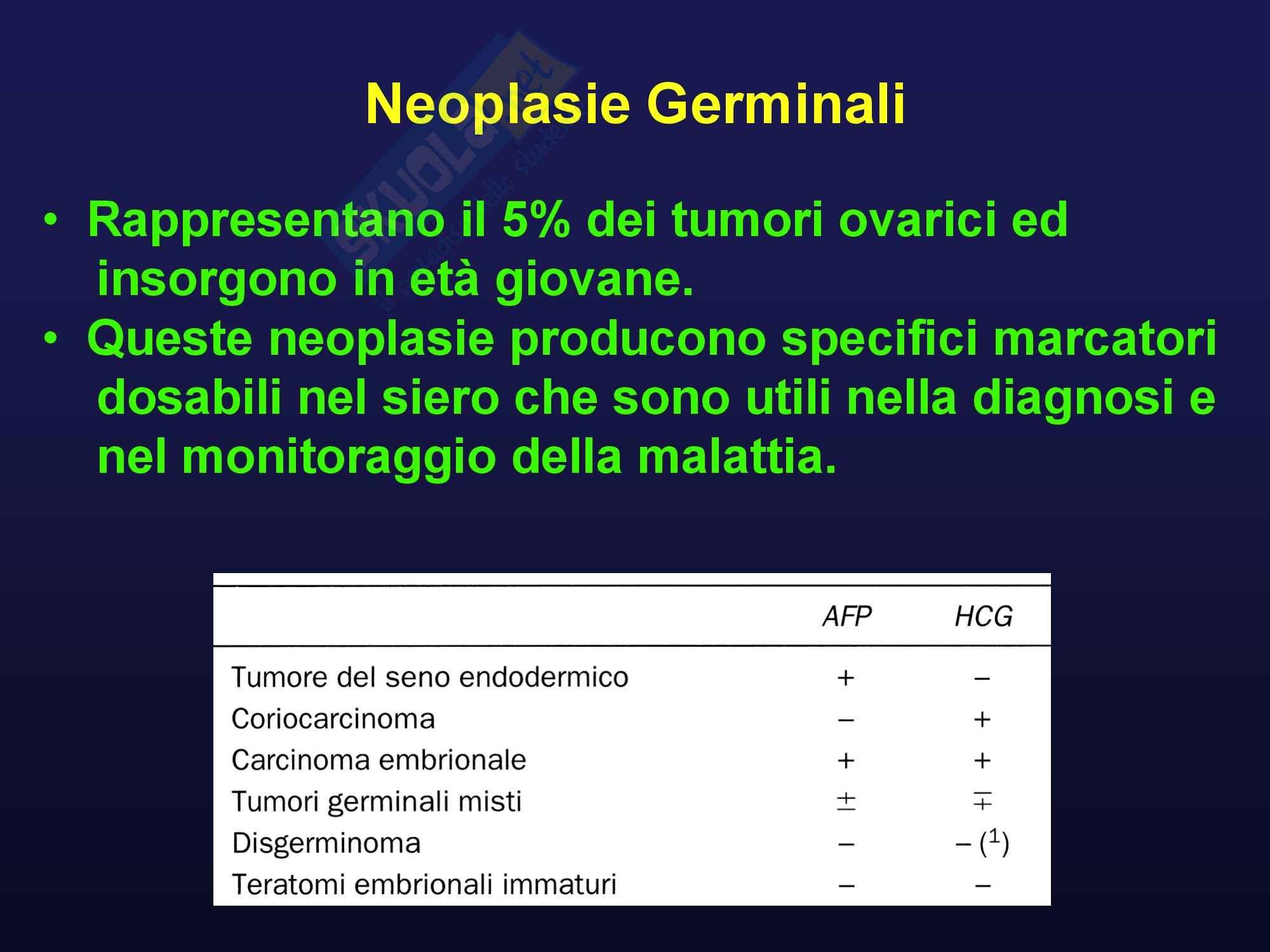 Oncologia medica - Tumori ovarici Pag. 36