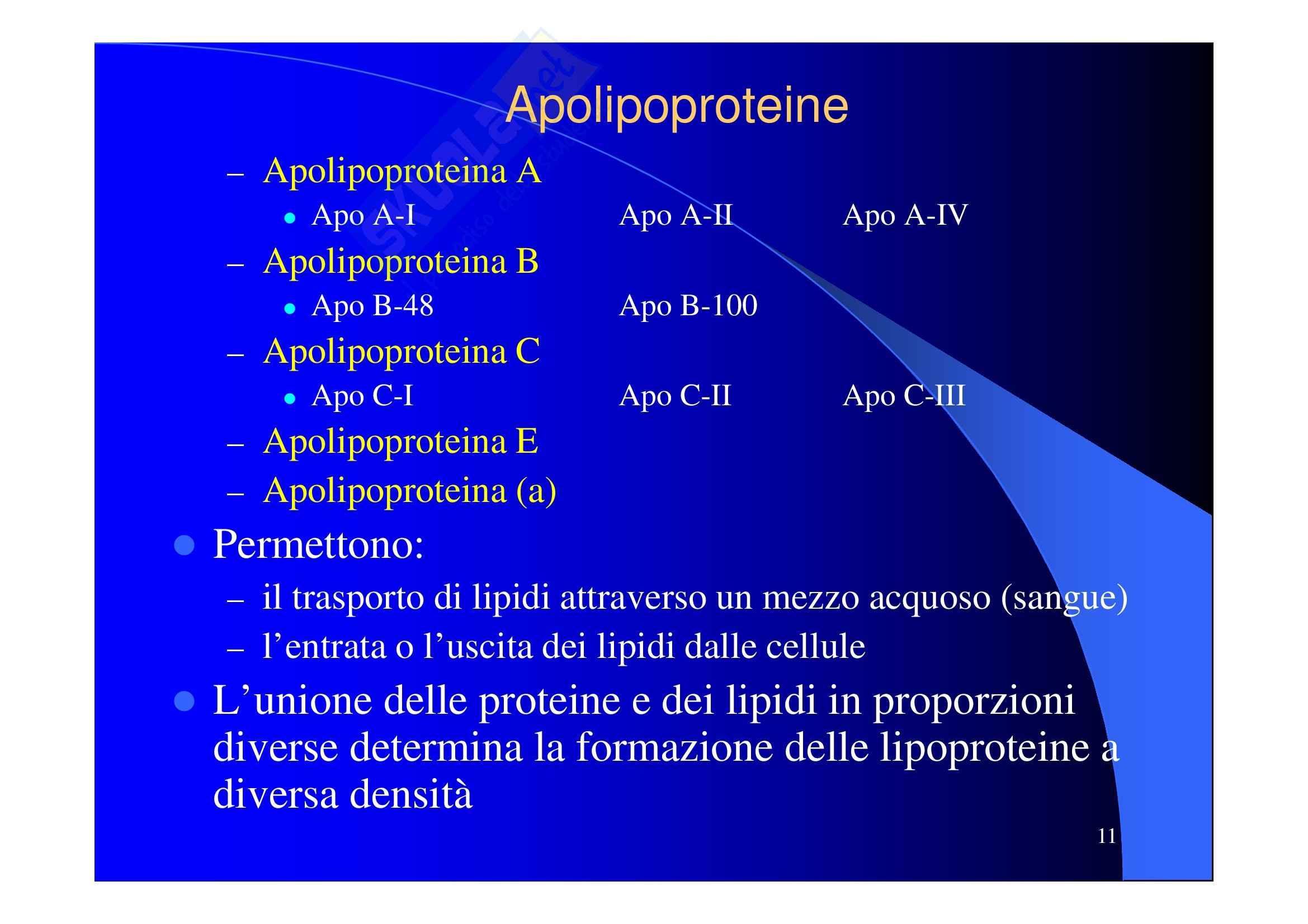 Patologia clinica - aterosclerosi Pag. 11