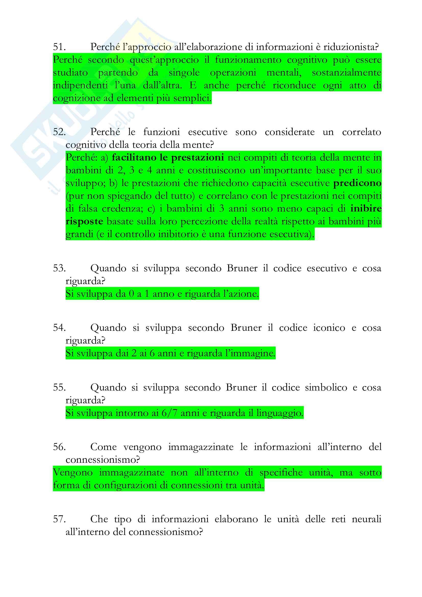 119 domande a risposta multipla (e relative risposte) di ...