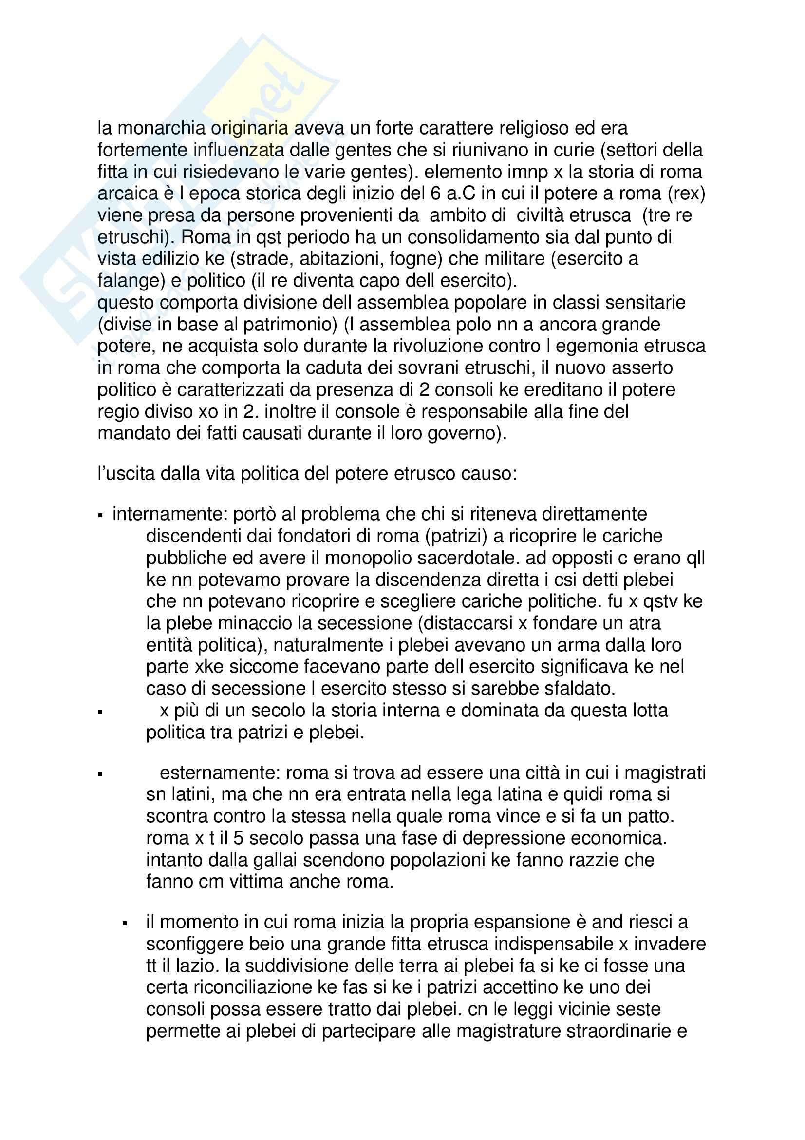 Lezioni: Appunti di Diritto romano Pag. 2