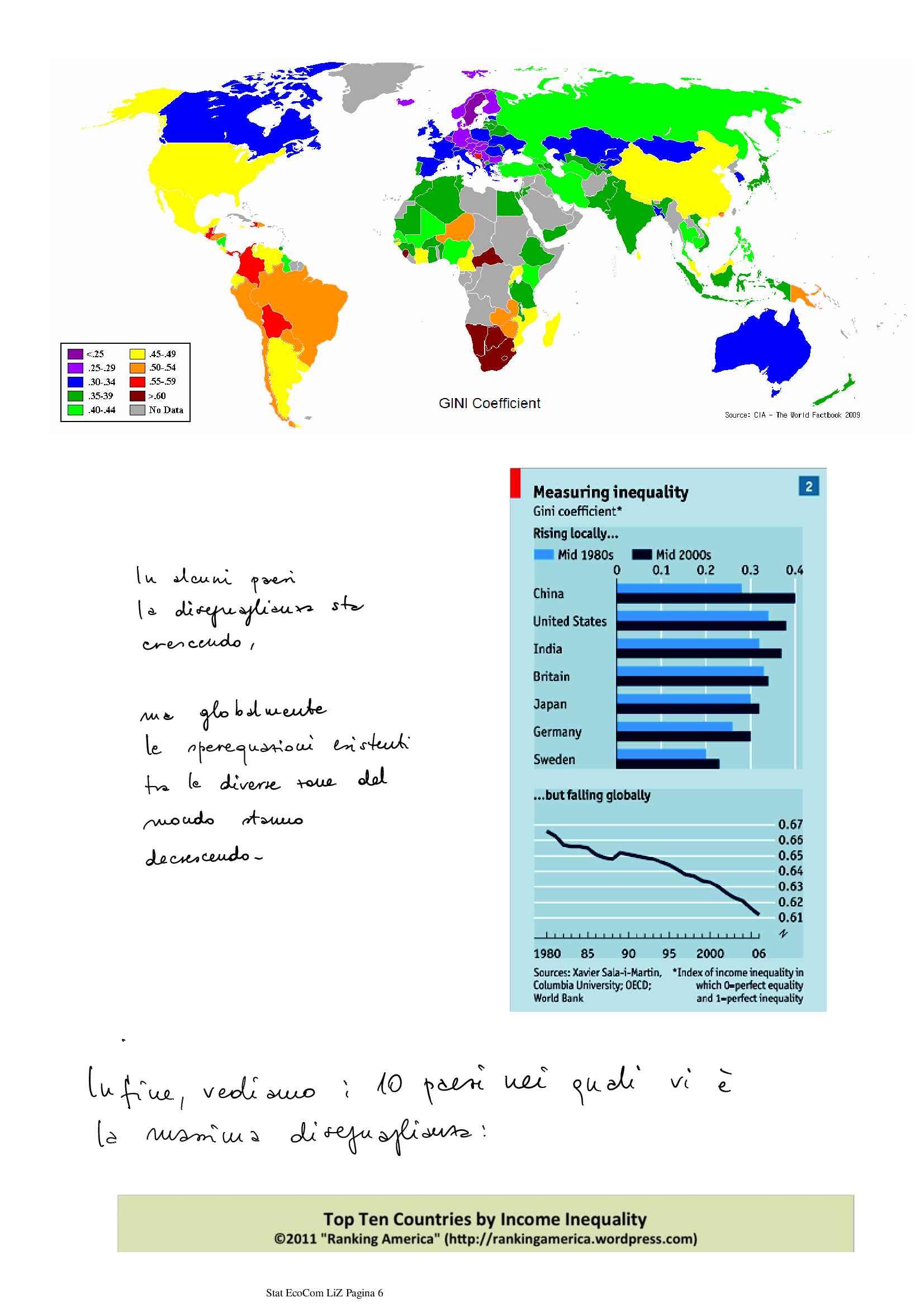 Statistica descrittiva - Appunti II parziale Pag. 41