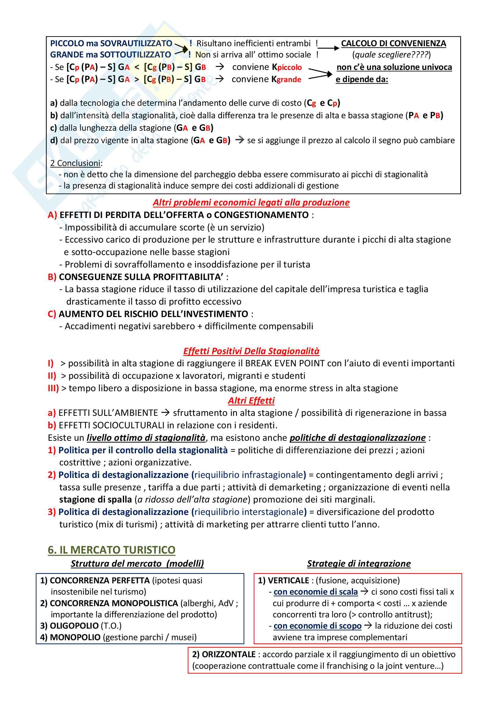 Appunti Economia Del Turismo Pag. 11