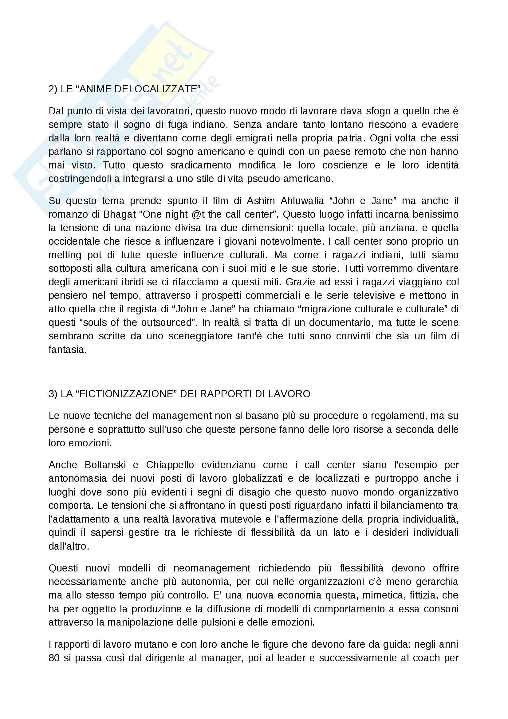 Riassunto esame Metodologie della formazione, prof. Fontana, libro consigliato Storytelling, Salmon Pag. 11