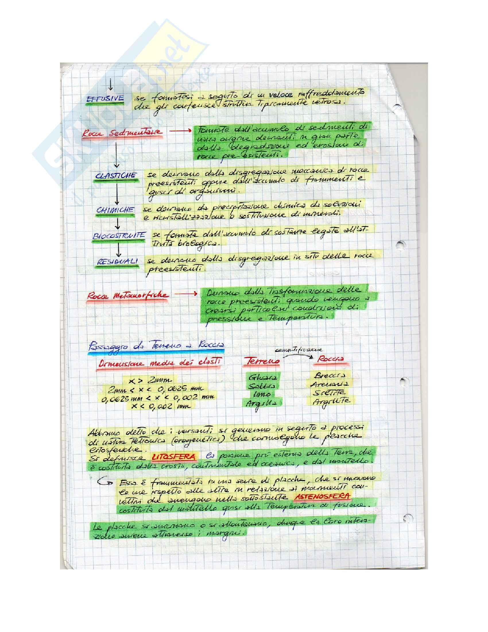 Stabilità dei Pendii (Parte 1) Pag. 2