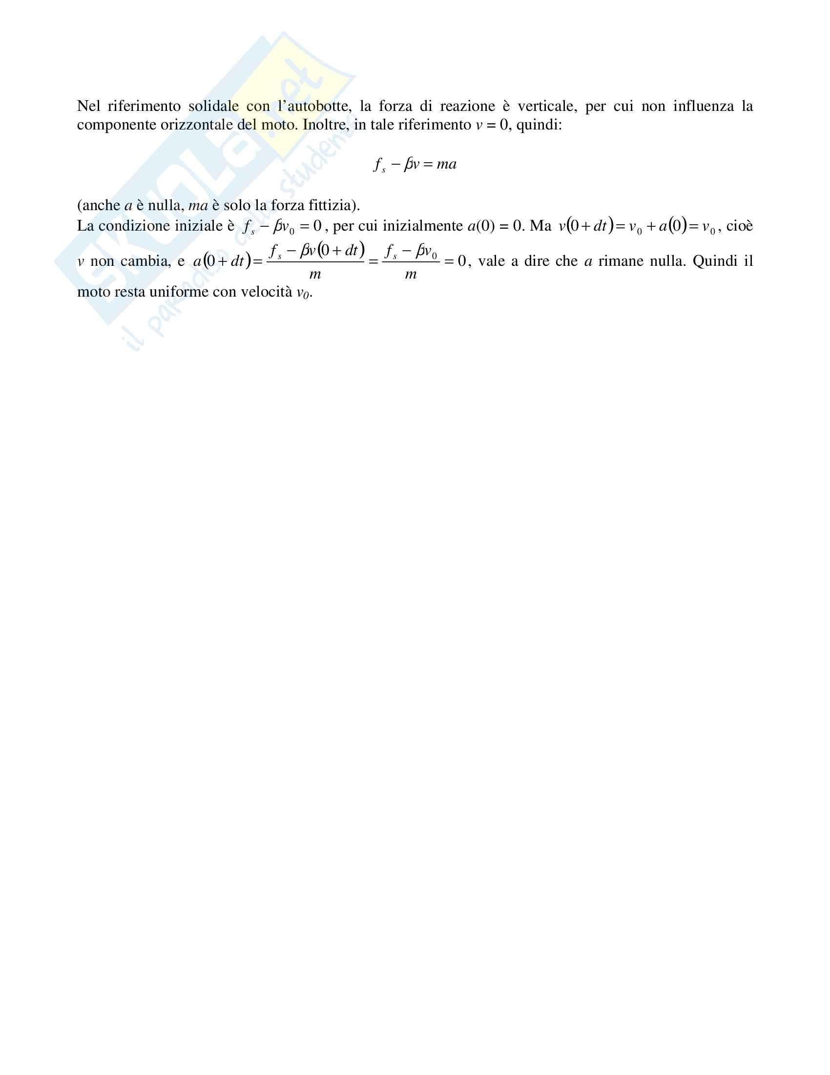 Risoluzione problemi di fisica Pag. 26