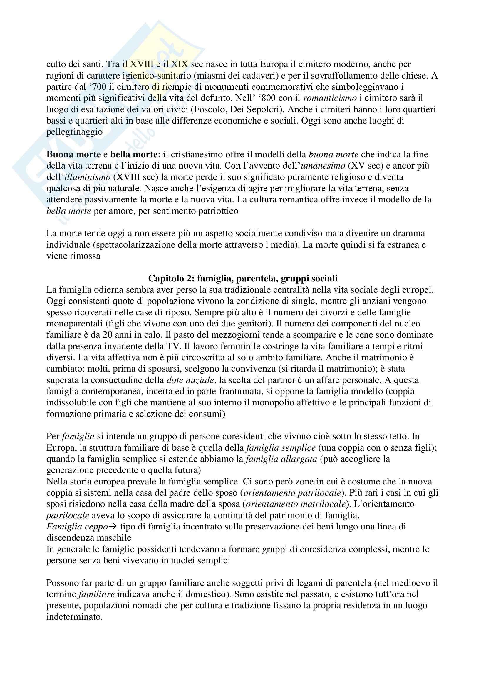 Storia dell'Europa - la Comunità Europea Pag. 2