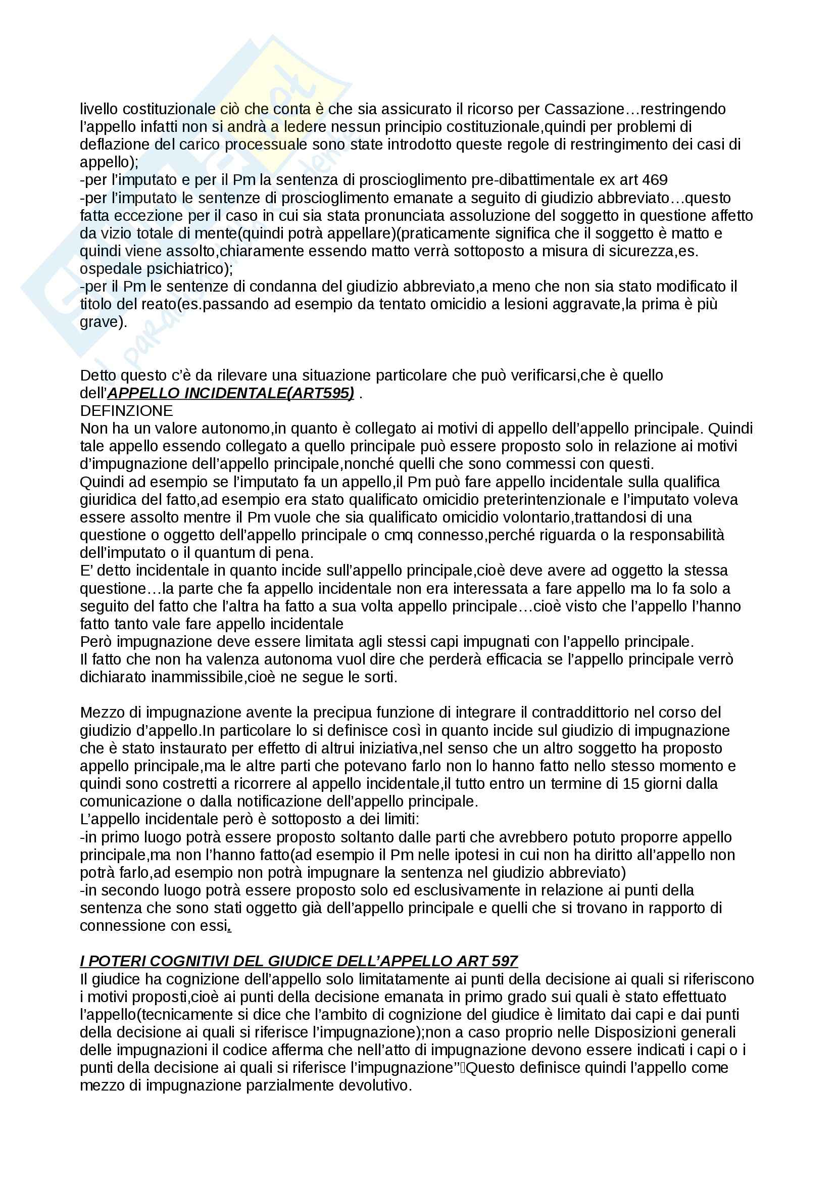 Schemi, Procedura penale Pag. 111