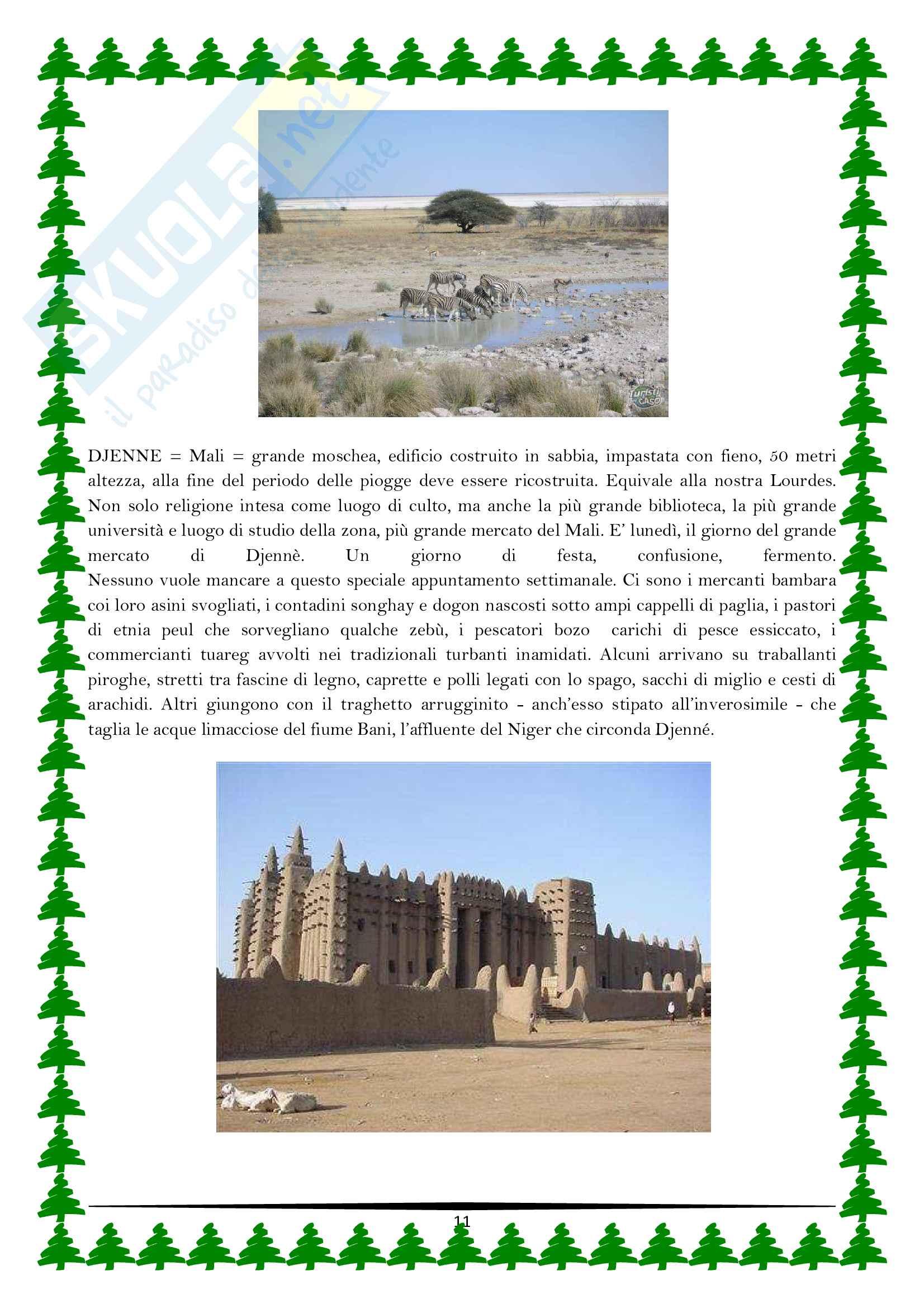Geografia dell'ambiente e del turismo Pag. 11