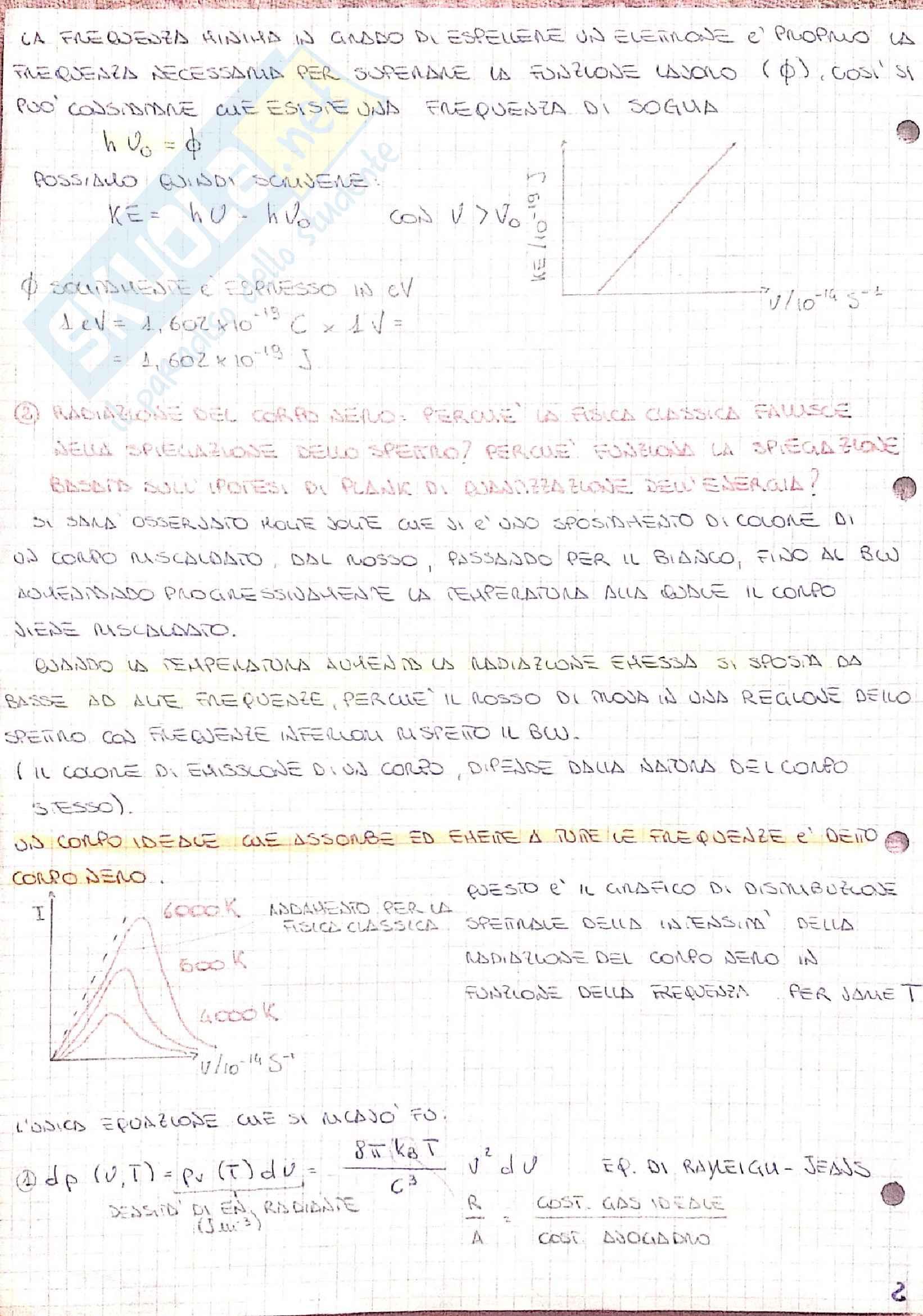 Chimica fisica II Pag. 2