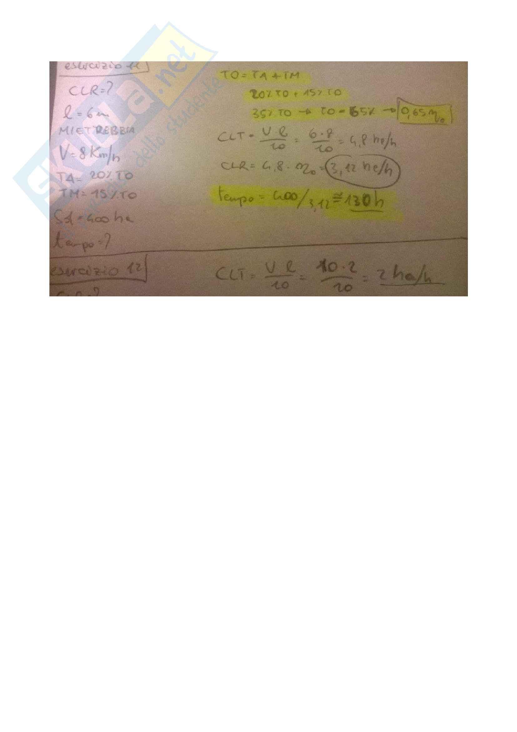 Esercizi Meccanica (Tutti gli esercizi con soluzioni dettagliate) Pag. 11