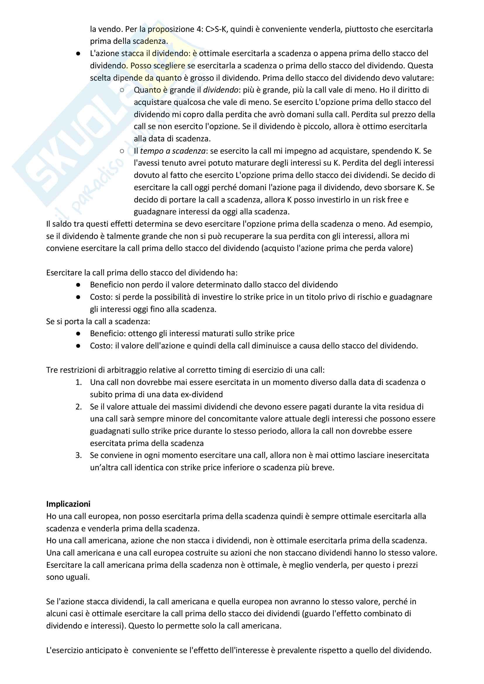 Appunti di finanza aziendale avanzato Pag. 46