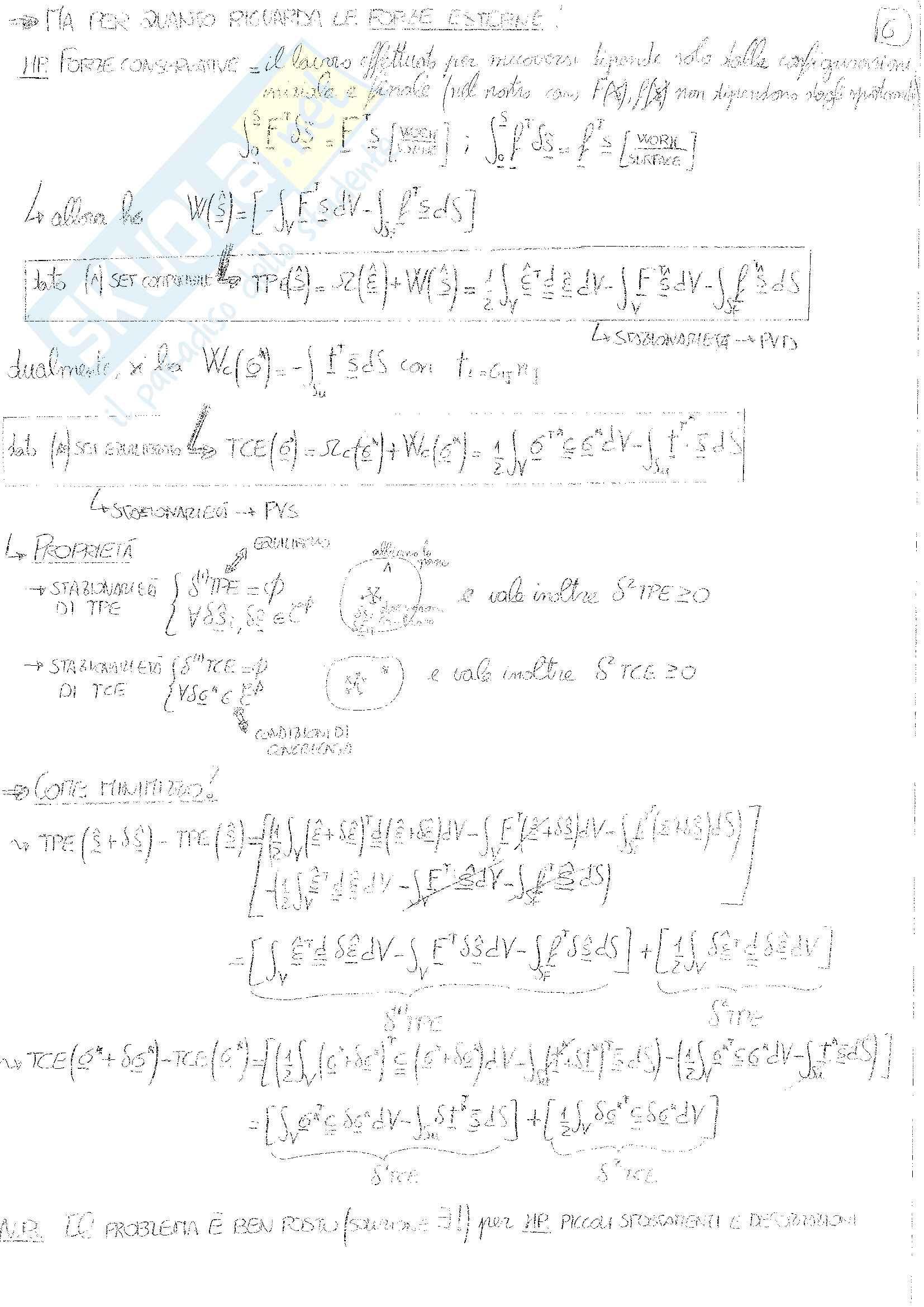 Appunti di meccanica computazionale Pag. 6