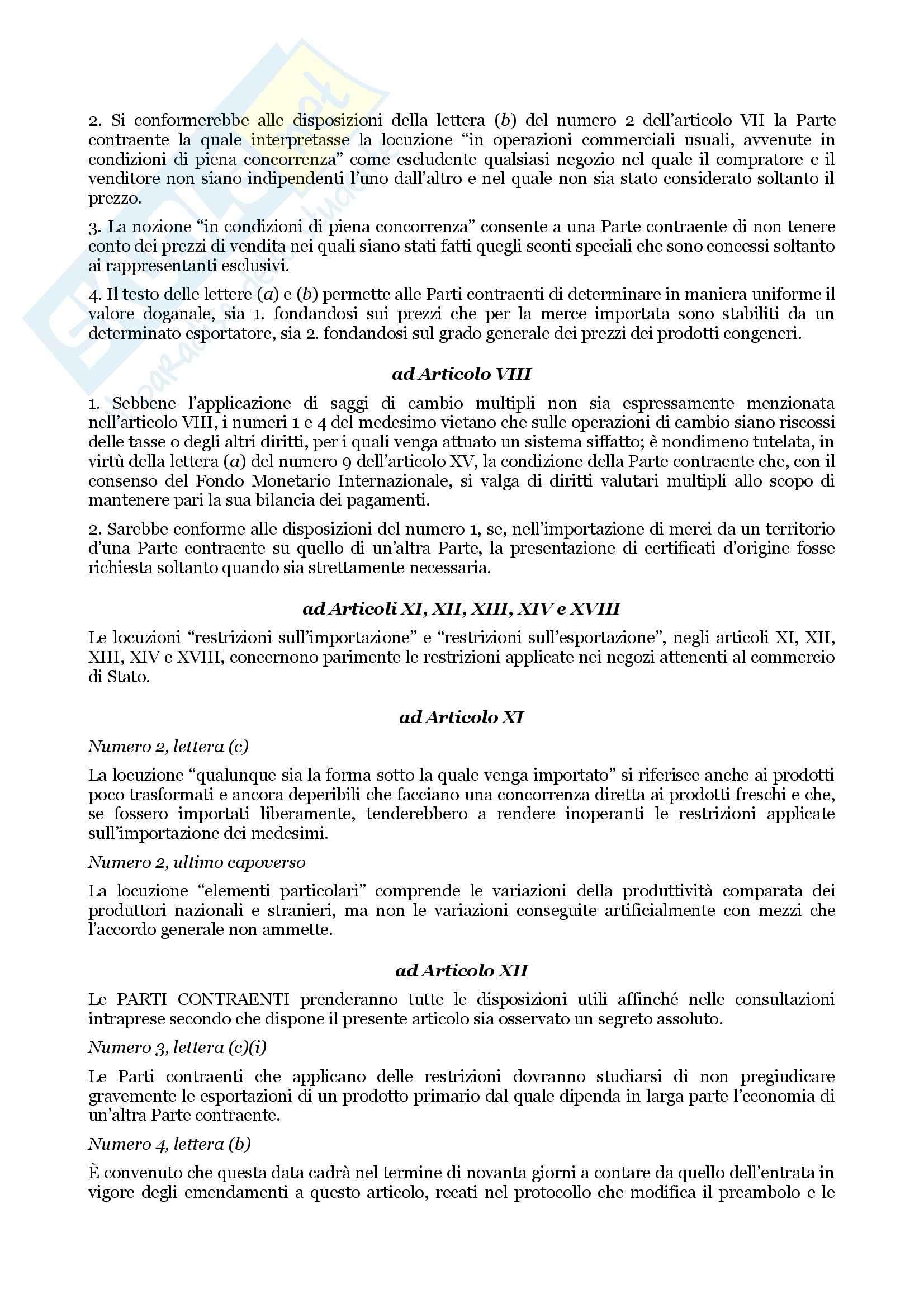 Diritto internazionale - Appunti lezioni Pag. 41