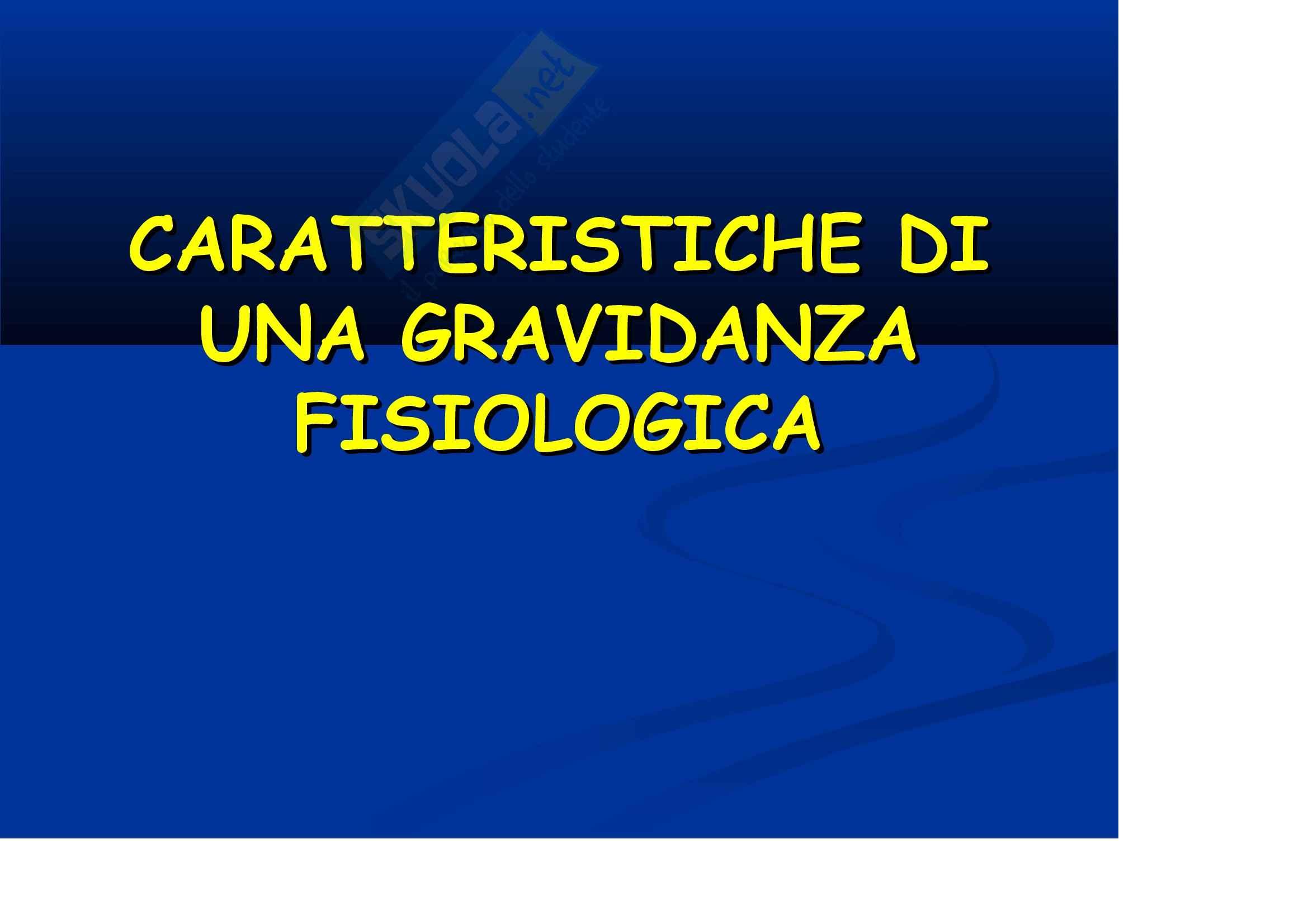Ginecologia e ostetricia - Fisiopatologia Gravidanza Pag. 2