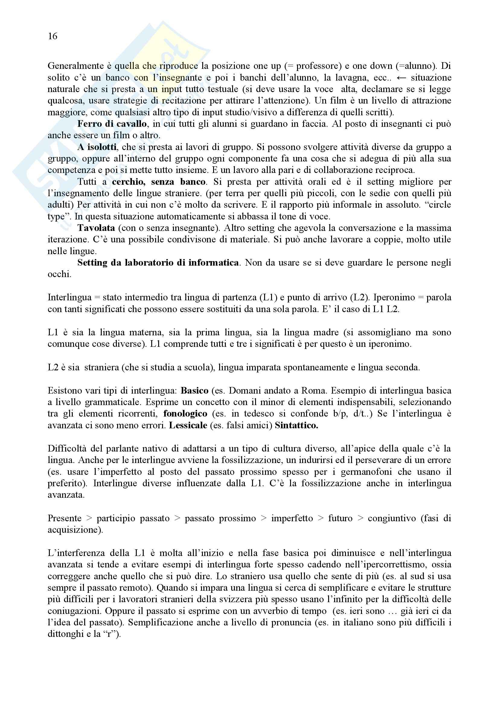 Pedagogia generale - Appunti Pag. 16