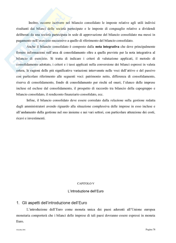 Contabilità e bilancio delle imprese Pag. 81