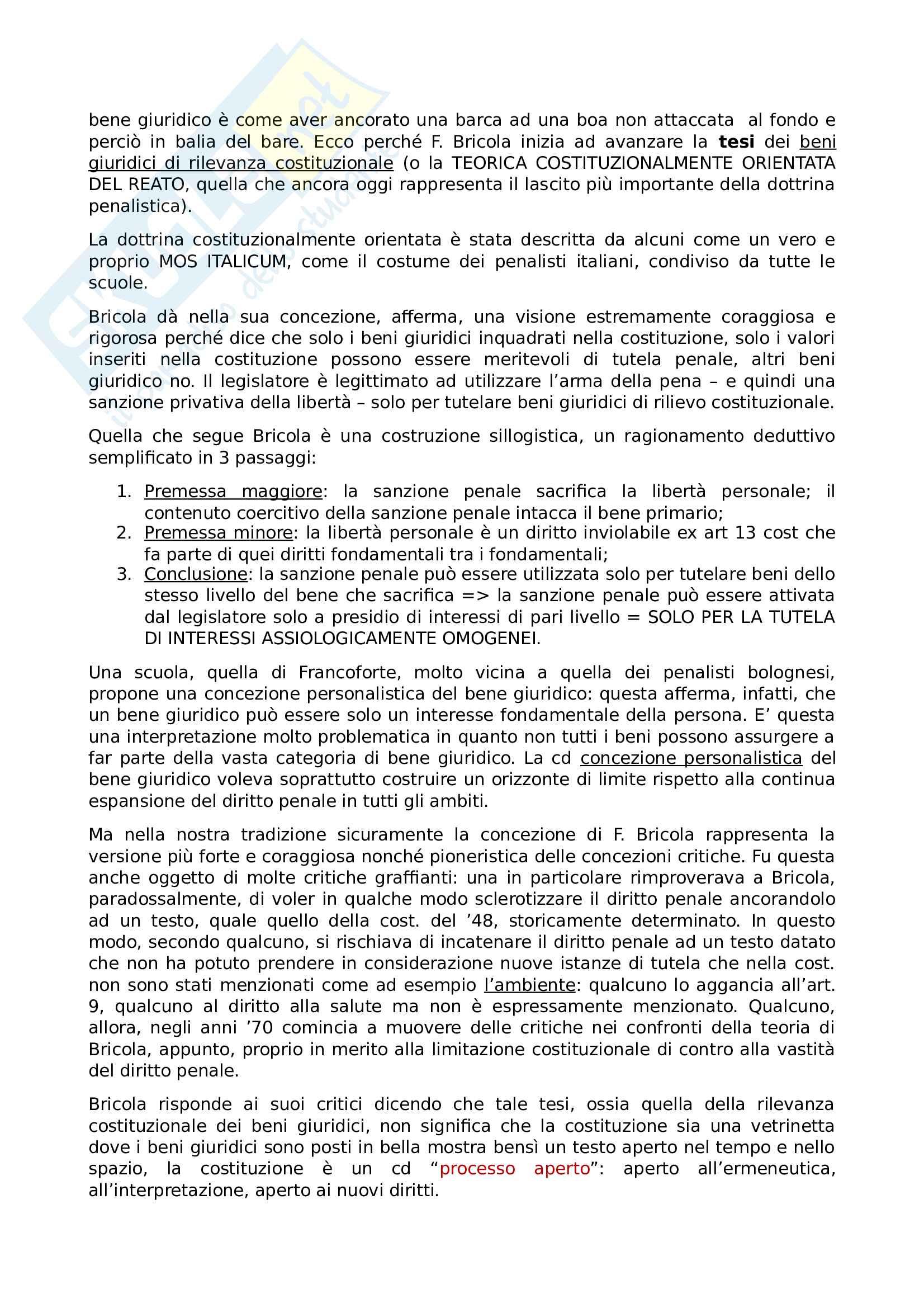 Istituzioni di diritto penale Pag. 26