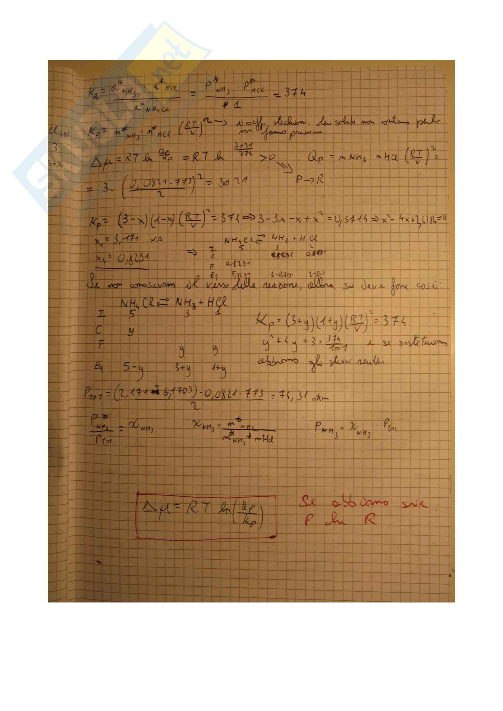 Chimica prof. Celiberto, Mastrorilli Pag. 71