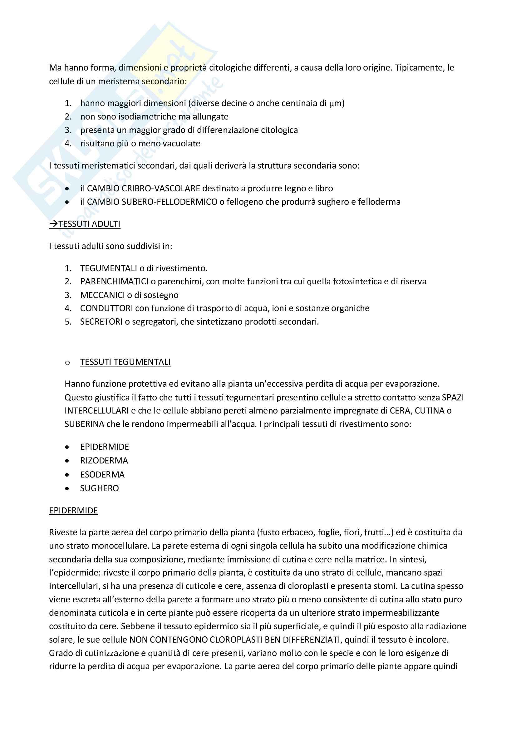 Biologia vegetale 2 Pag. 21