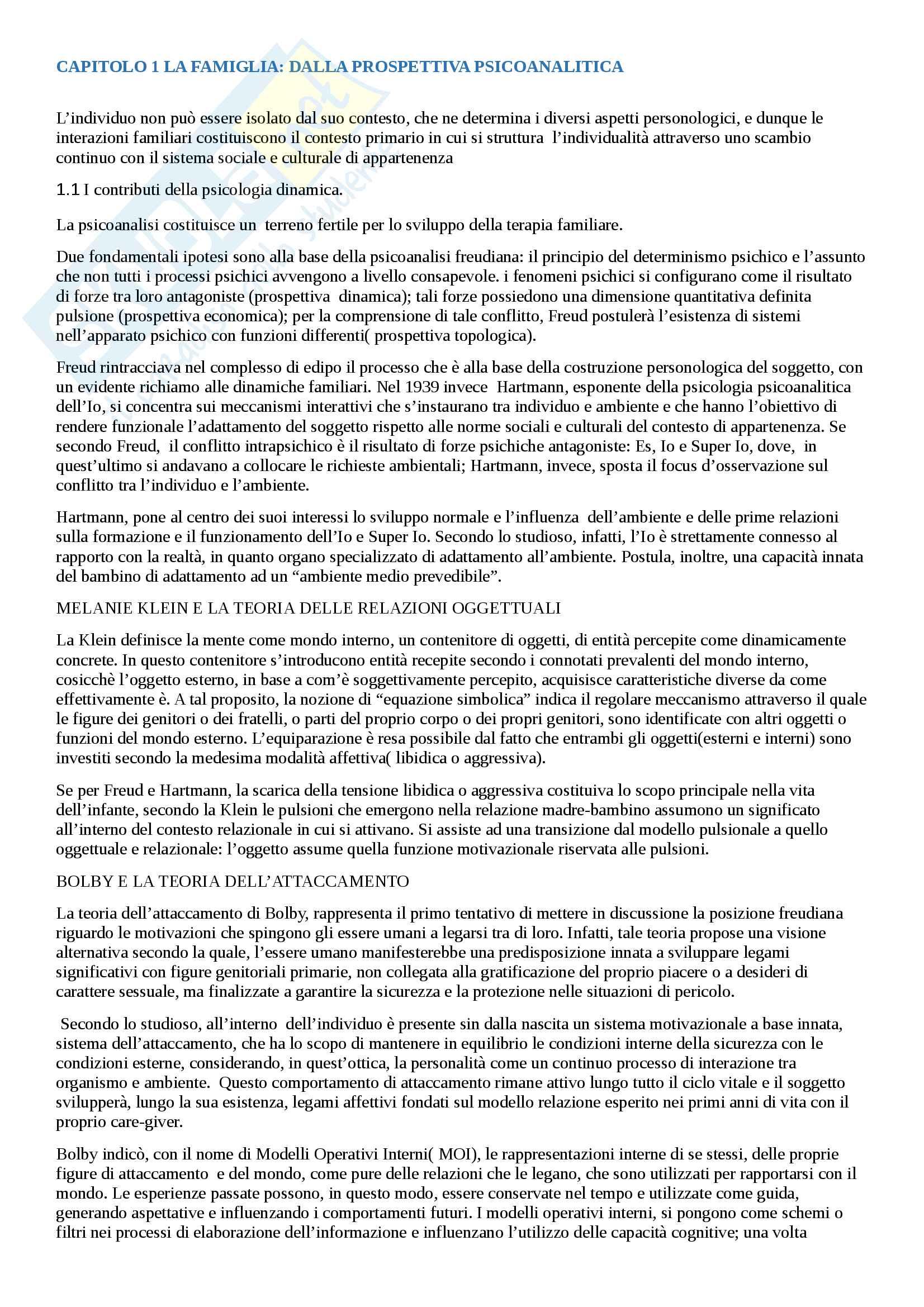 Riassunto esame Psicoterapia di gruppo, Prof Marco Cacioppo, libro consigliato:Famiglie allo specchio - Baiocco, Cacioppo
