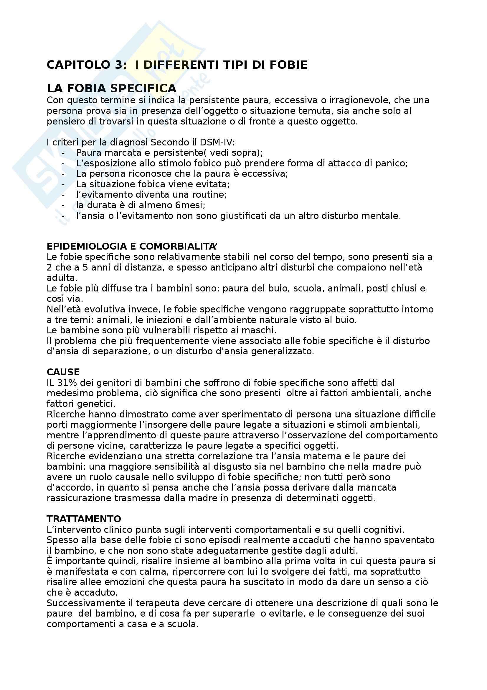Riassunto esame Processi Cognitivi Disfunzionali, prof. Cicogna, libro consigliato Psicologia Cognitiva dello Sviluppo, Strepparava, Iacchia Pag. 16