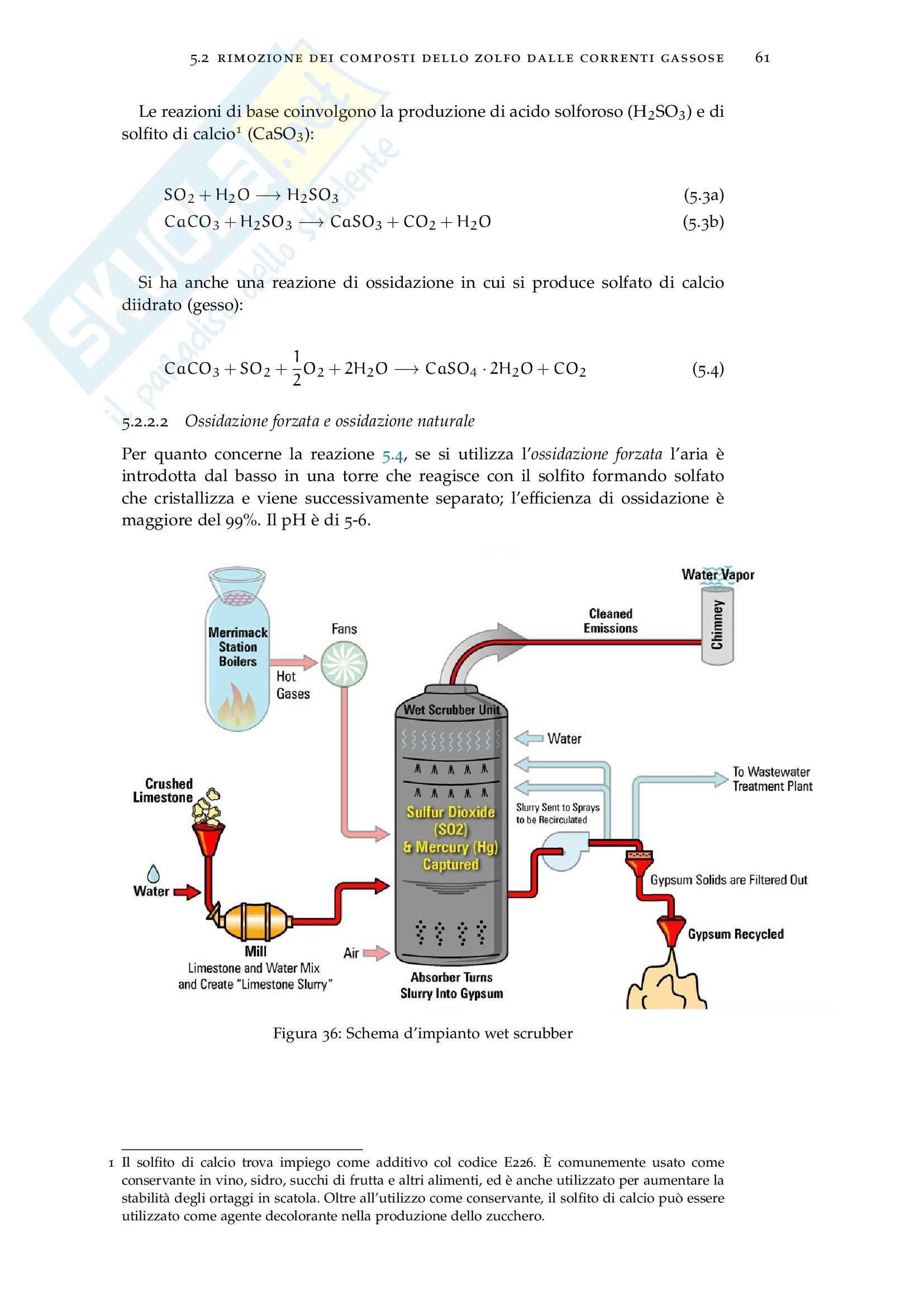 Complementi di centrali termoelettriche, nucleari e regolazione - Centrali termoelettriche Pag. 71