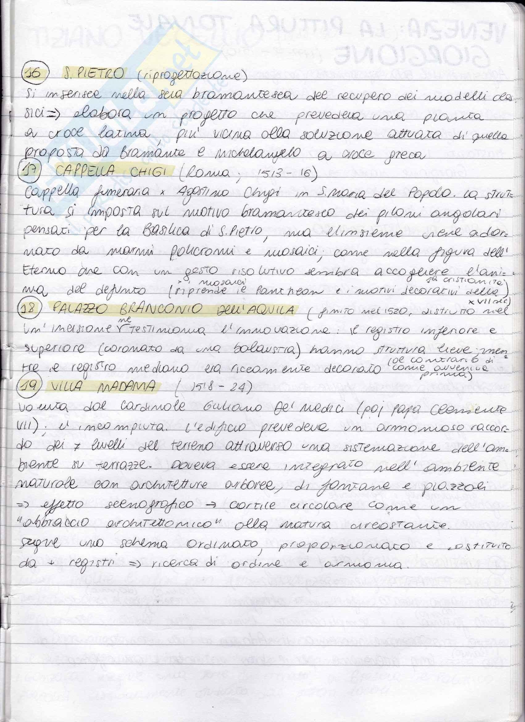 Storia dell'arte moderna - Rinascimento maturo e Tonalismo Pag. 11