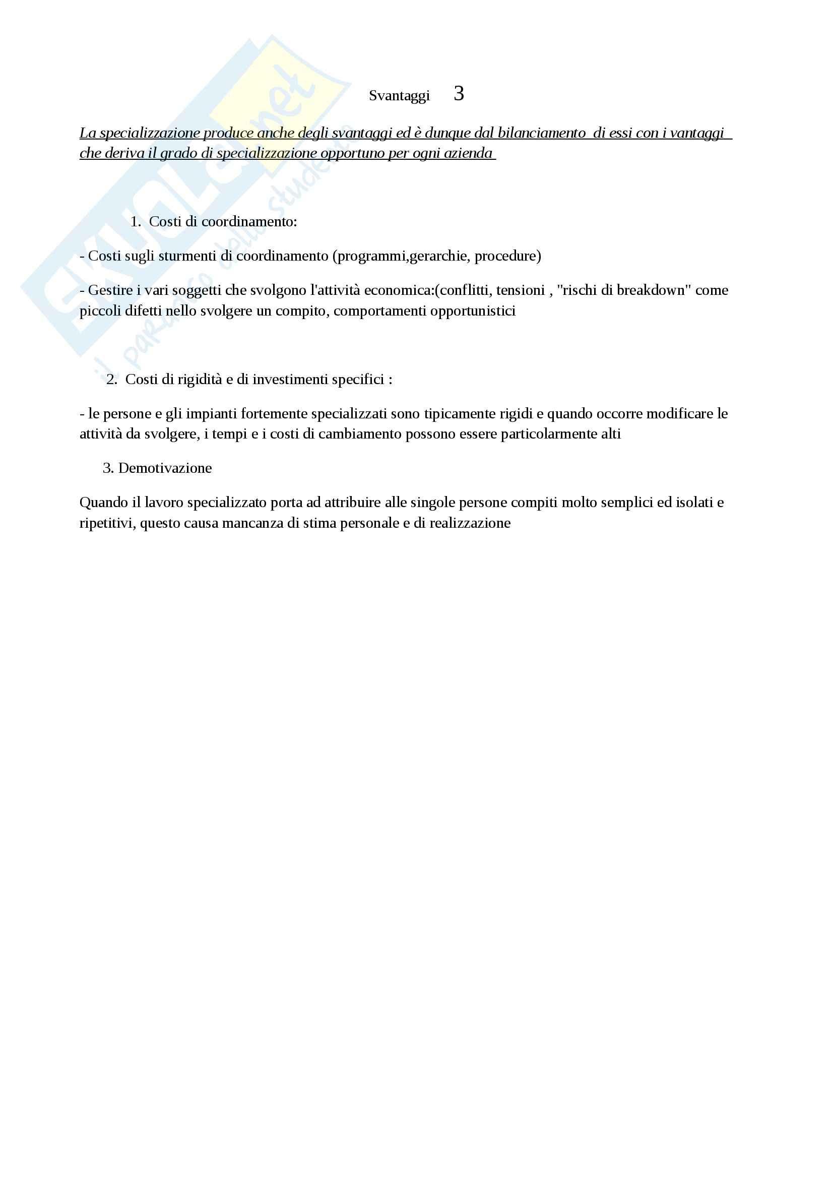 Riassunto esame Economia Aziendale, prof. Depperu, libro consigliato Economia Aziendale di Airoldi, Brunetti e Coda Pag. 11