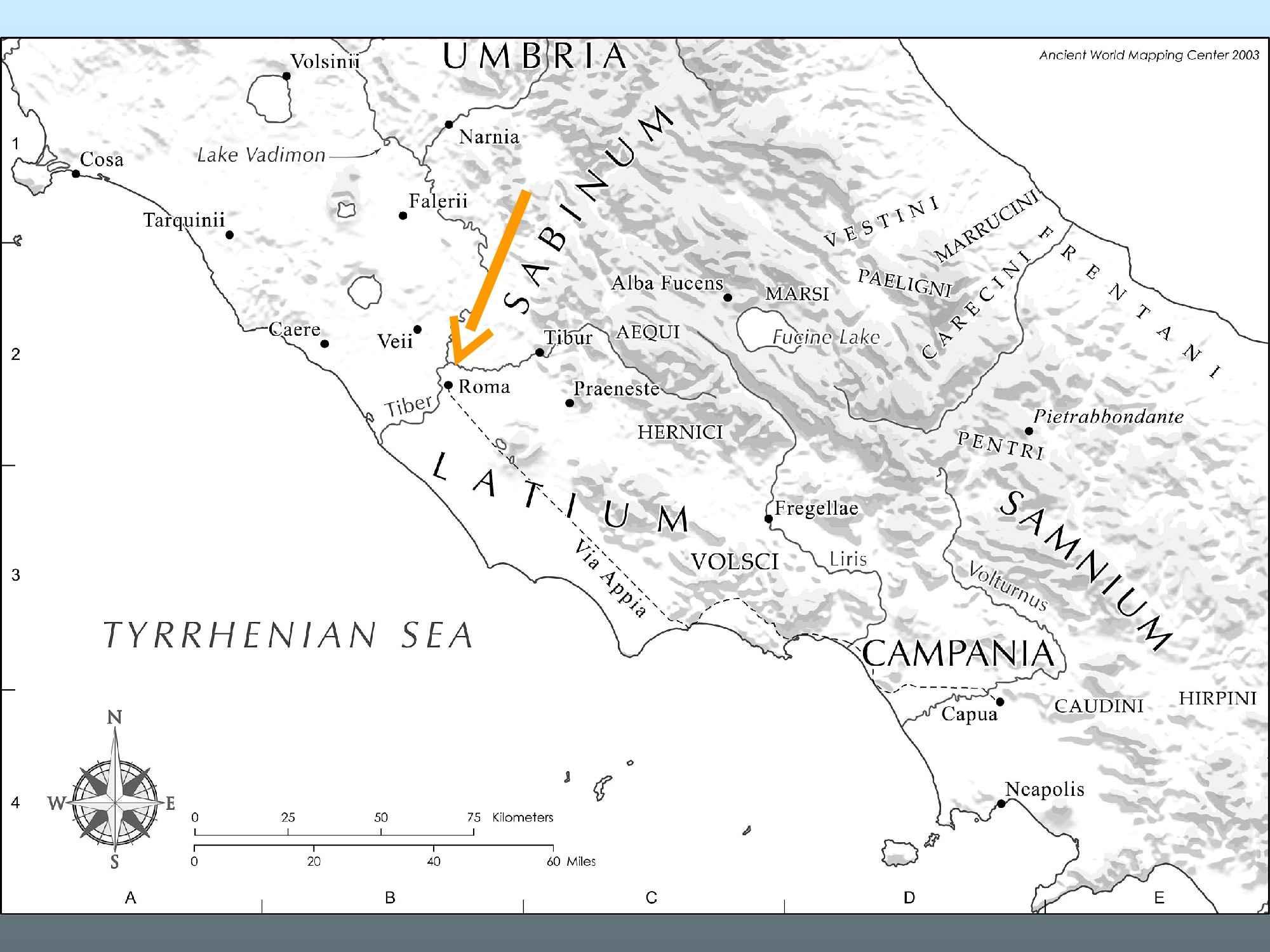 Storia romana - Origini di Roma