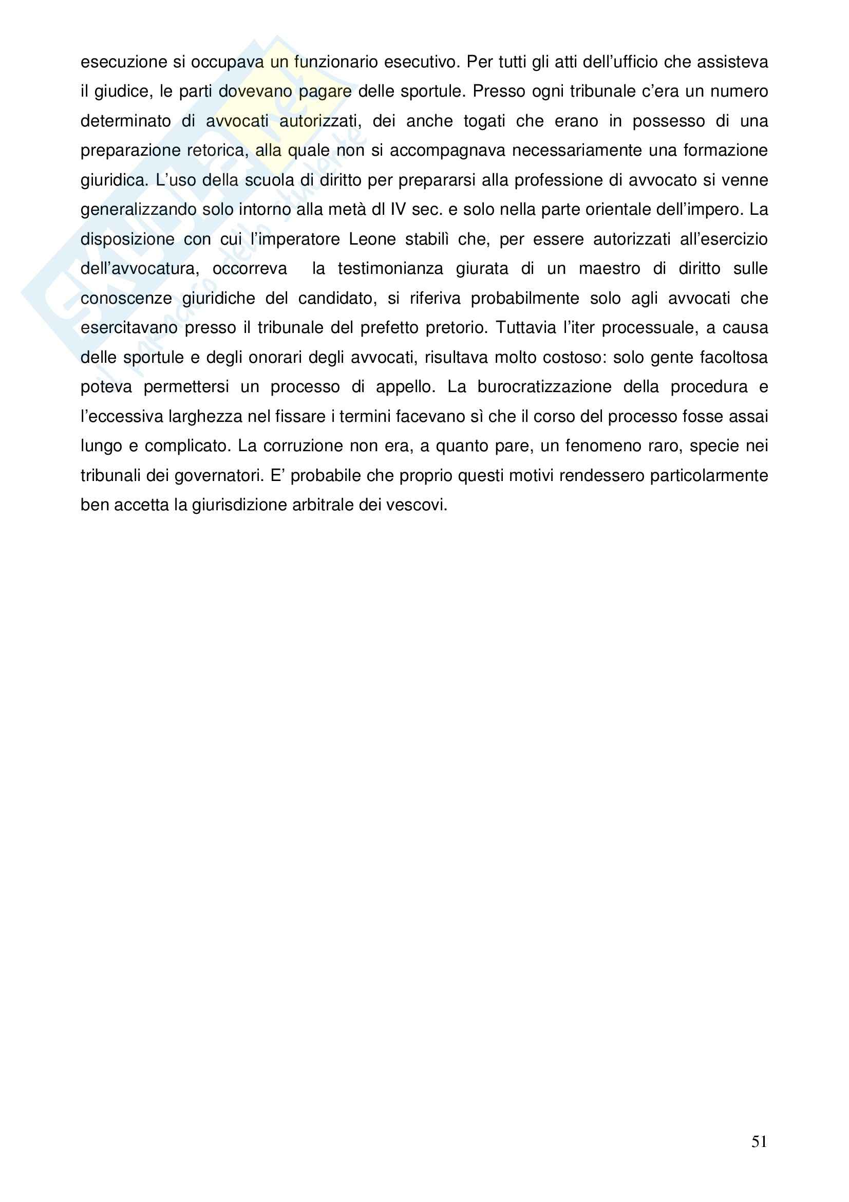 Riassunto esame Istituzioni di Diritto Romano, prof. Nasti, libro consigliato Linee di Storia Giuridica Romana, Kunkel Pag. 51