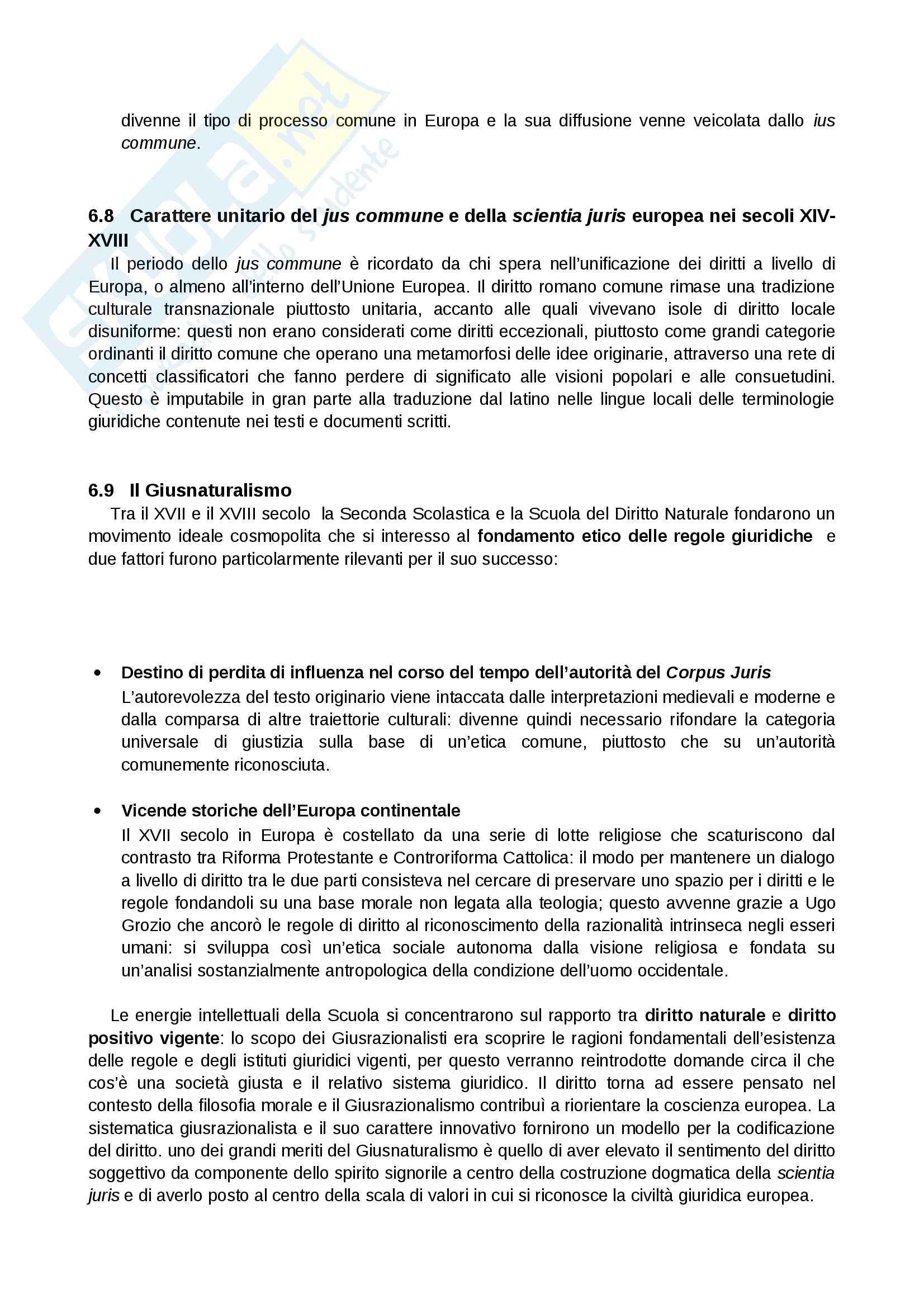 Riassunto esame Sistemi Giuridici Comparati, Prof. Pier Filippo Giuggioli, Libro Consigliato Sistemi Giuridici Comparati Pag. 31
