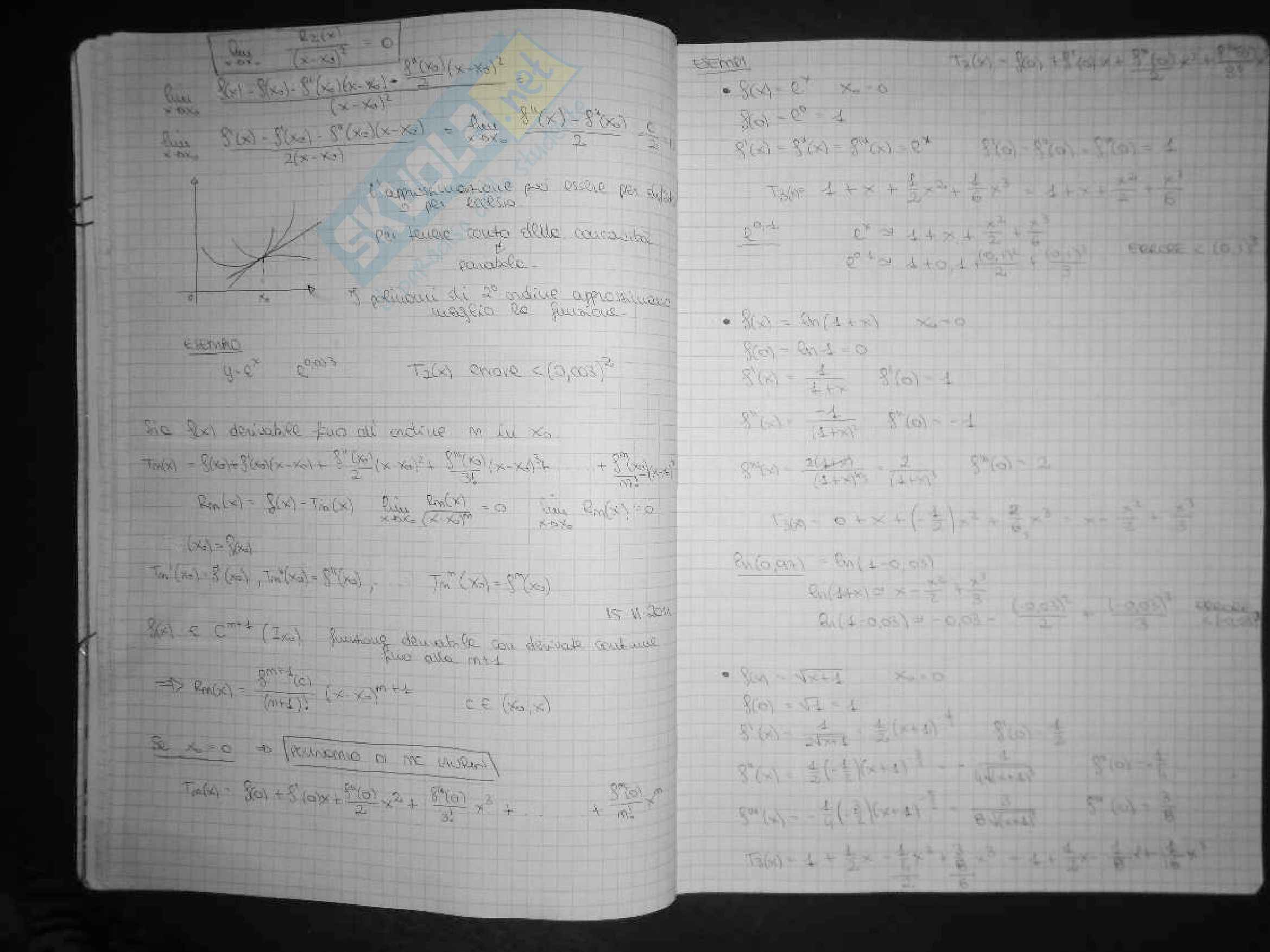 Matematica generale - parte 4 Pag. 6