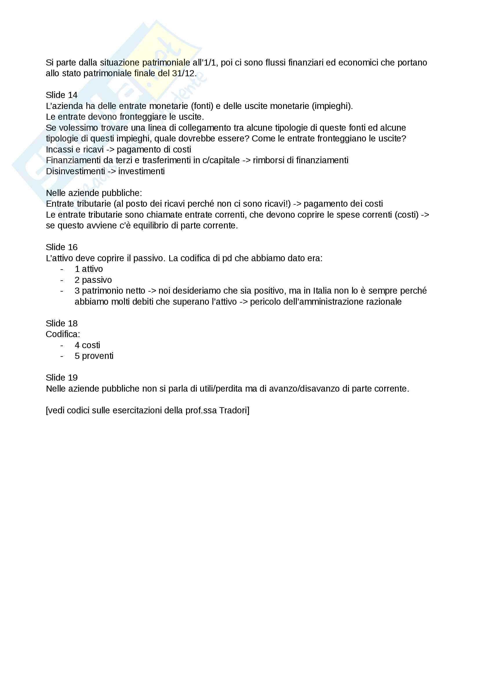 Appunti di ragioneria pubblica applicata Pag. 16