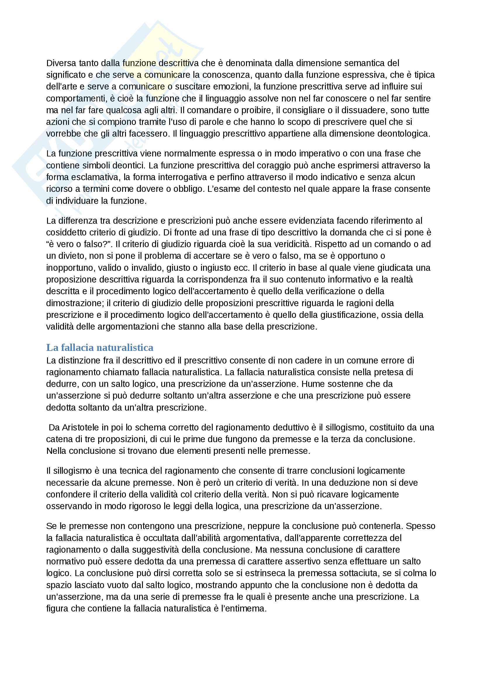 Riassunto esame analisi del linguaggio politico, prof.ssa Rafaella Sau, libro consigliato Categorie della politica, V.Mura Pag. 6