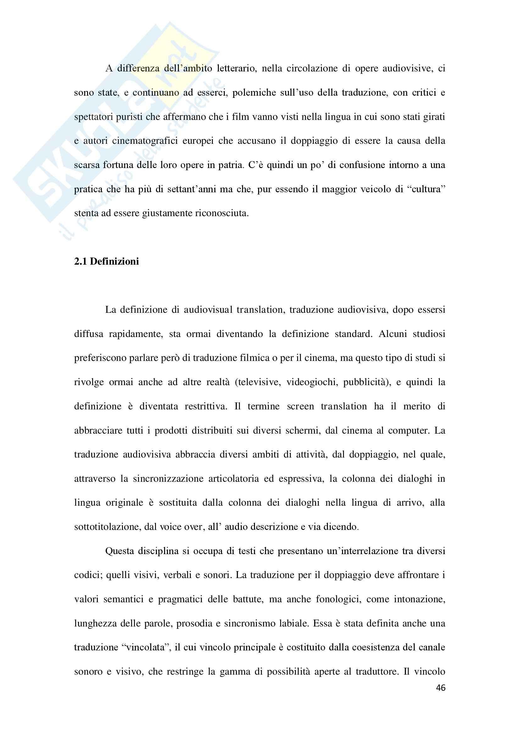 Linguaggio di Internet, Lingua inglese Pag. 46