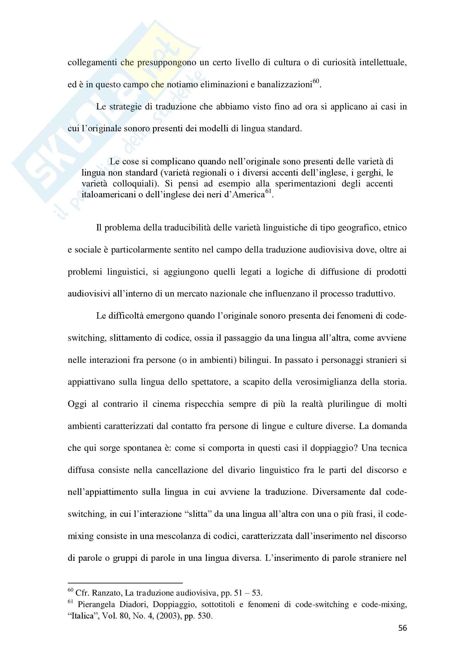 Linguaggio di Internet, Lingua inglese Pag. 56