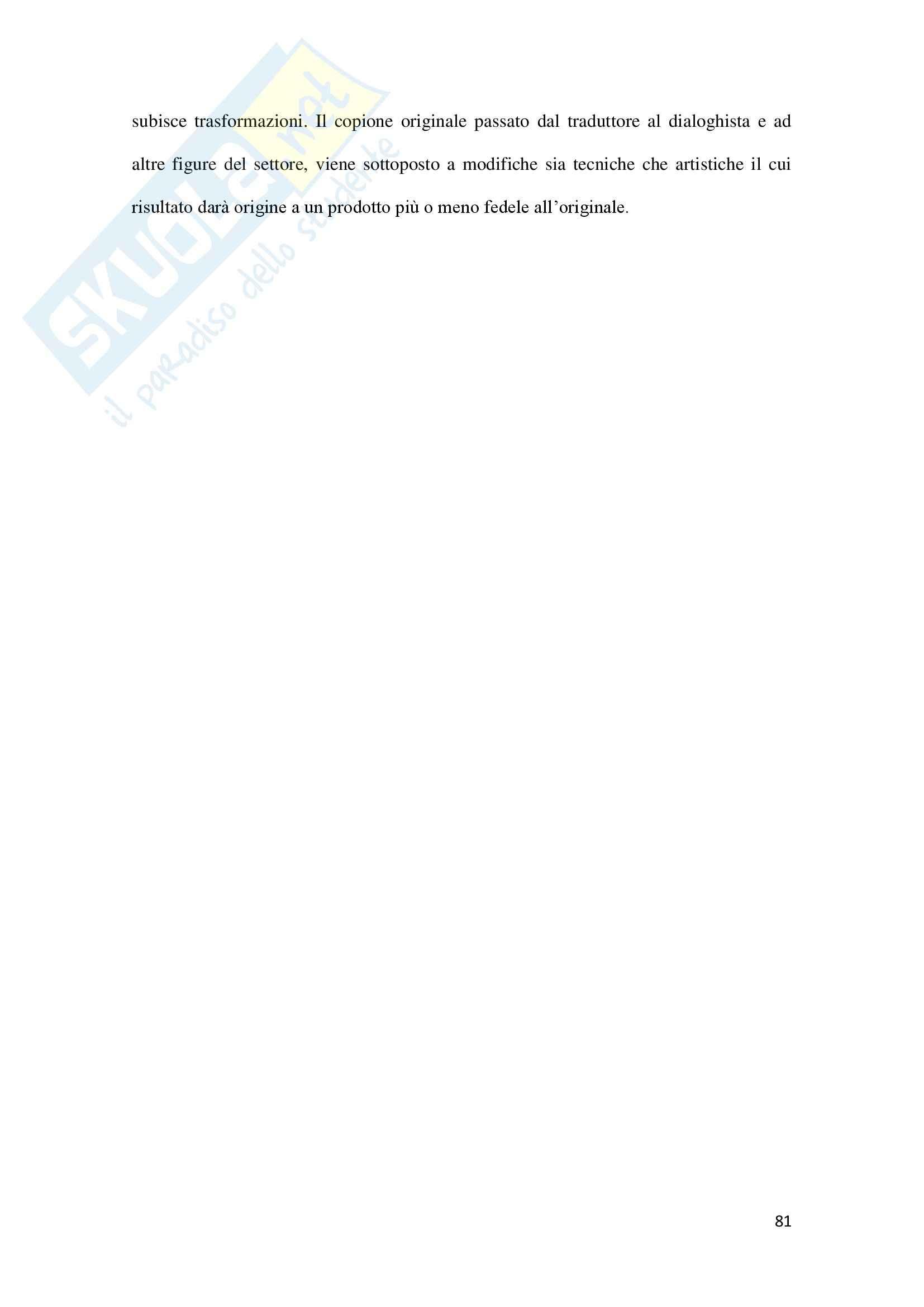 Linguaggio di Internet, Lingua inglese Pag. 81
