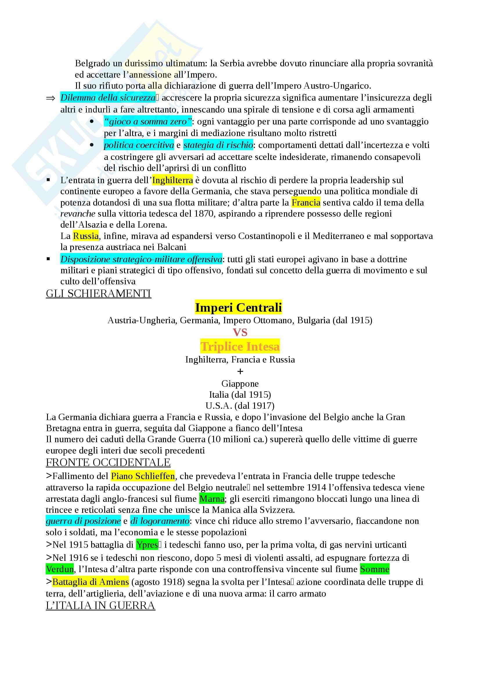 Cuzzi Storia contemporanea Pag. 2