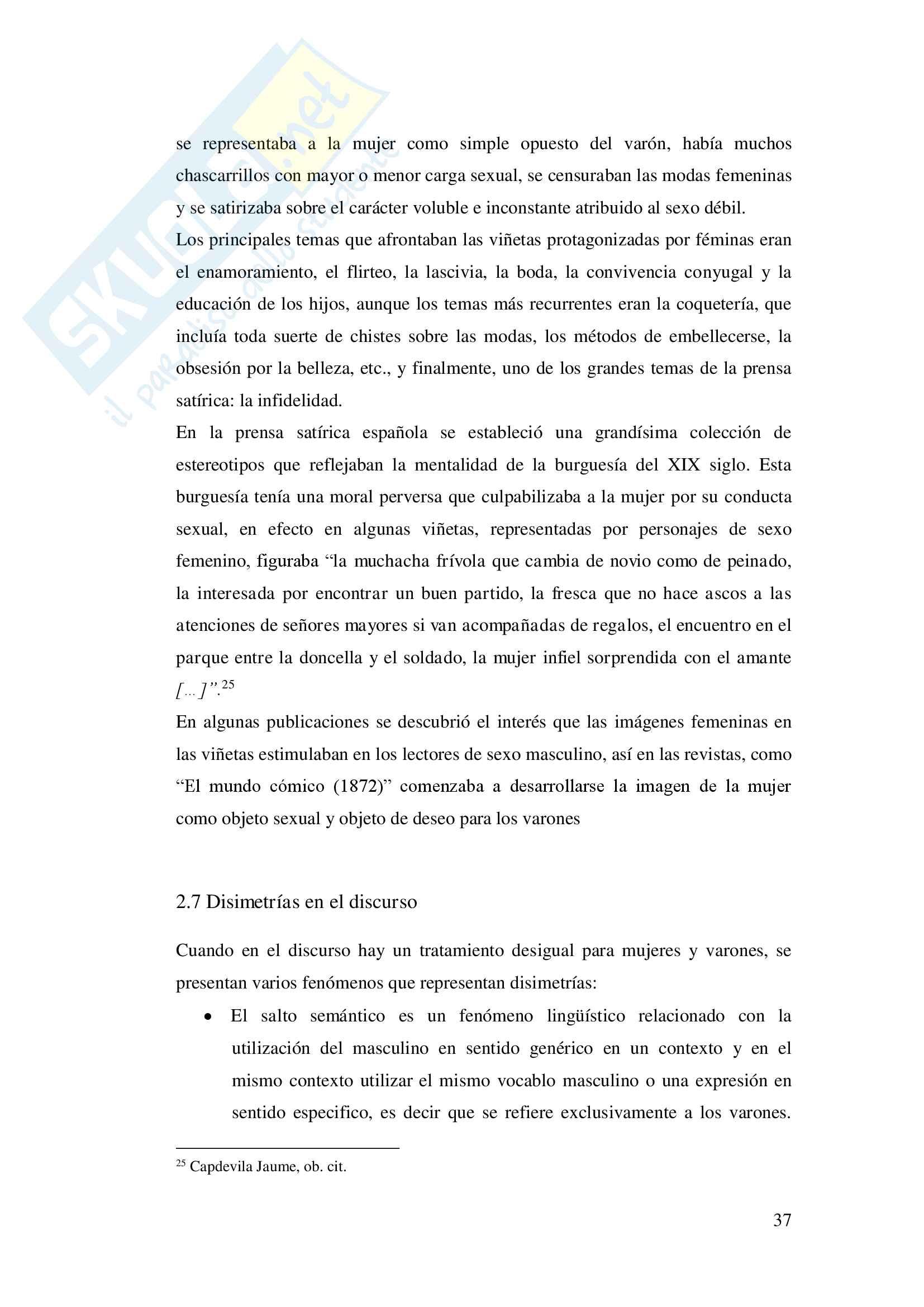 Sexismo lingüístico: una mirada a los fenómenos lingüísticos y sociales que discriminan y ocultan a la mujer Pag. 41