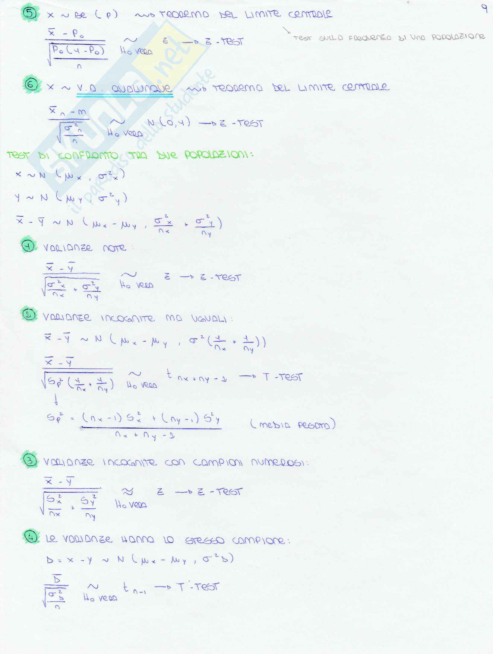 Statistica Pag. 21