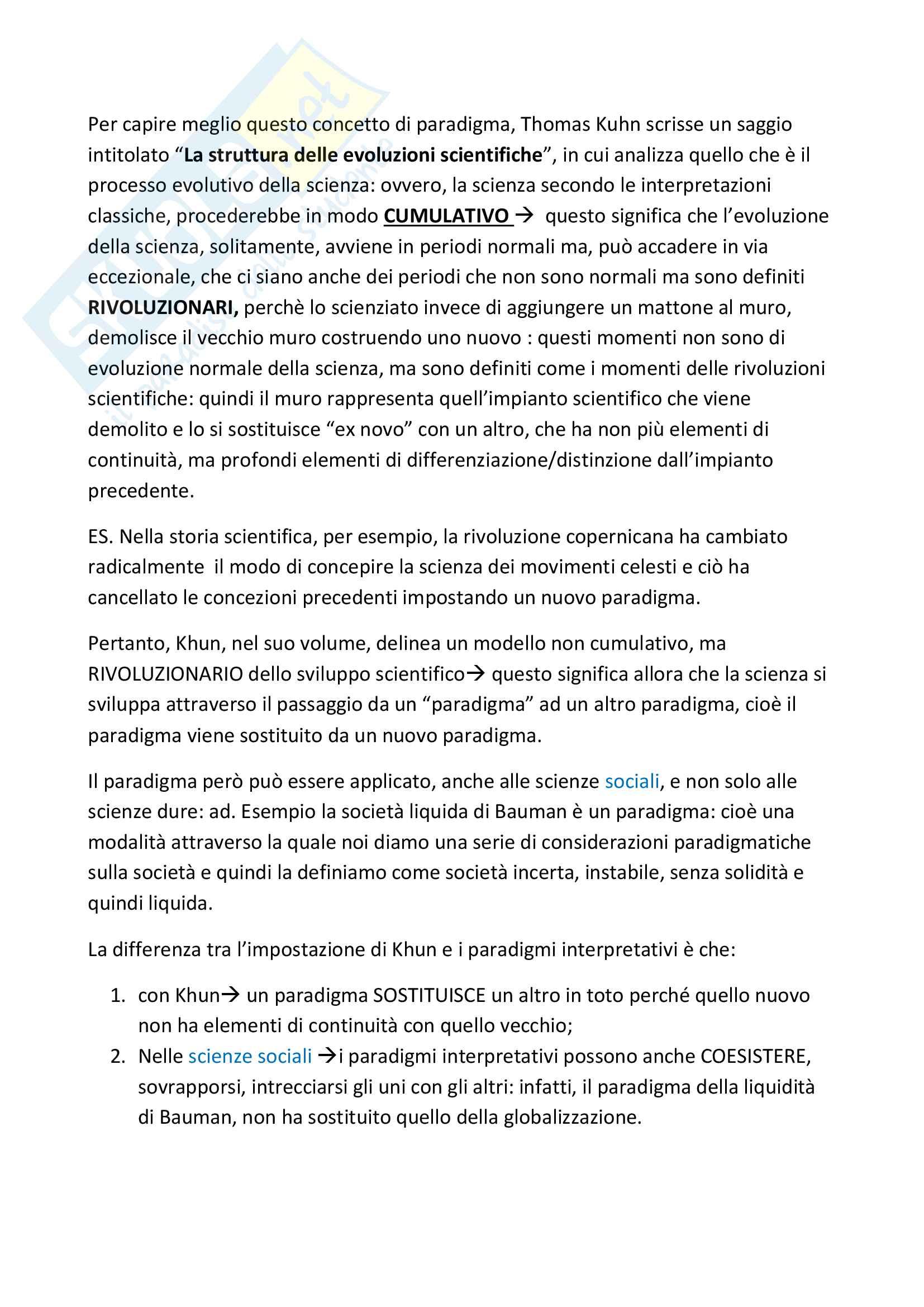 """Riassunto esame Pedagogia degli adulti, Prof. Cornacchia, Libro consigliato """"Le responsabilità smarrite"""", Cornacchia e Madriz Pag. 2"""