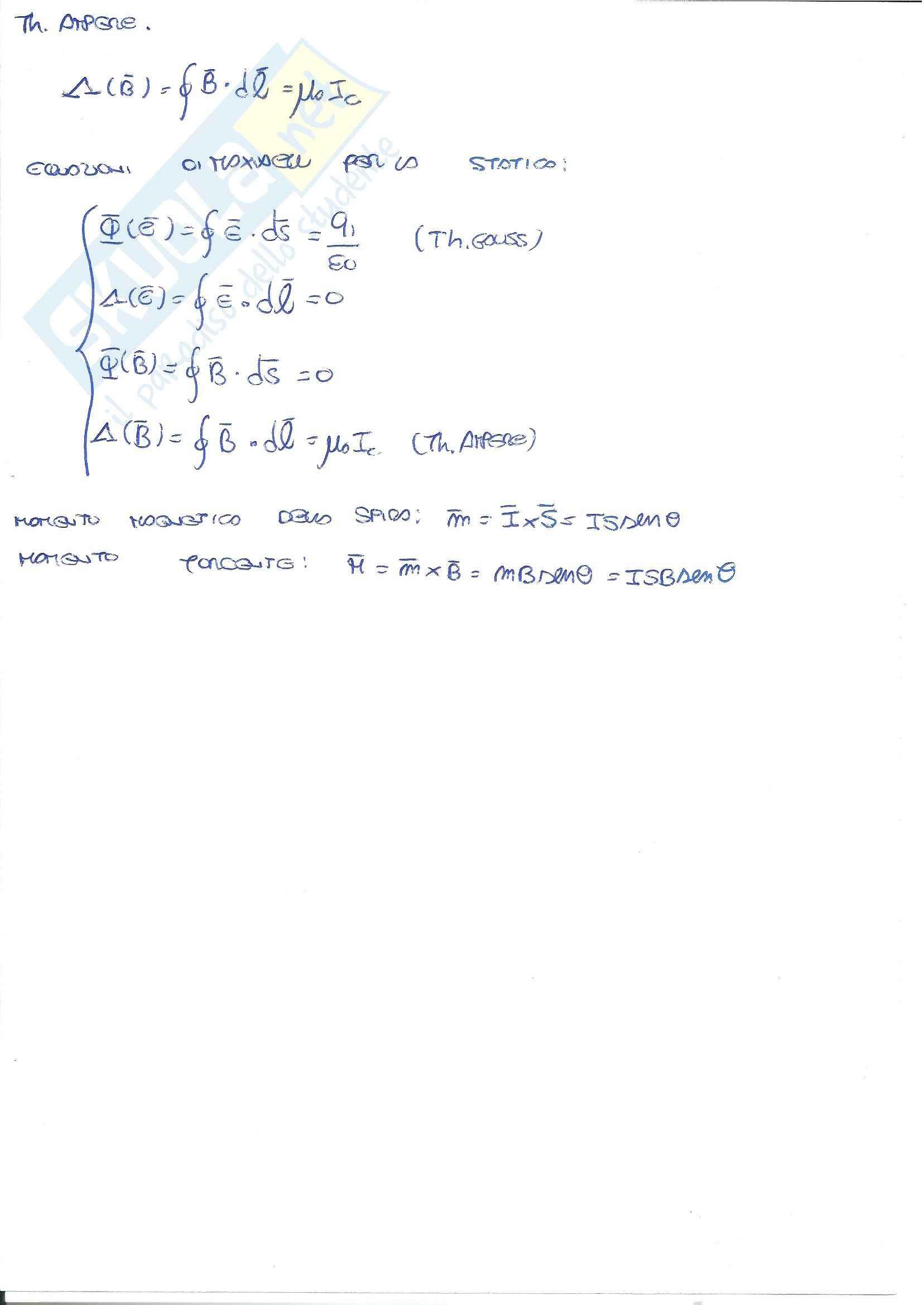 Formulario elettrostatica Pag. 6