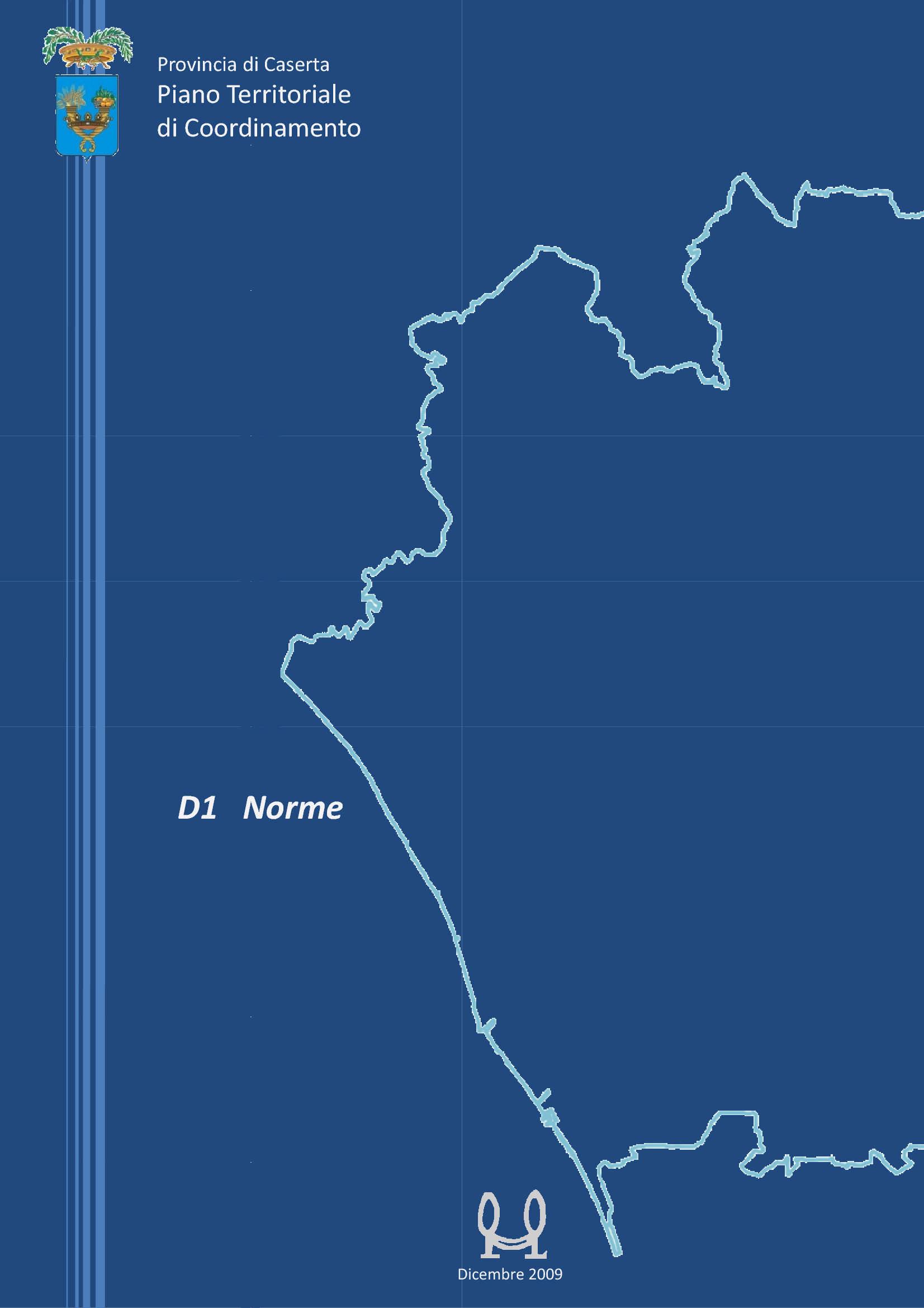 Piano terrotoriale coordinamento per la provincia Caserta