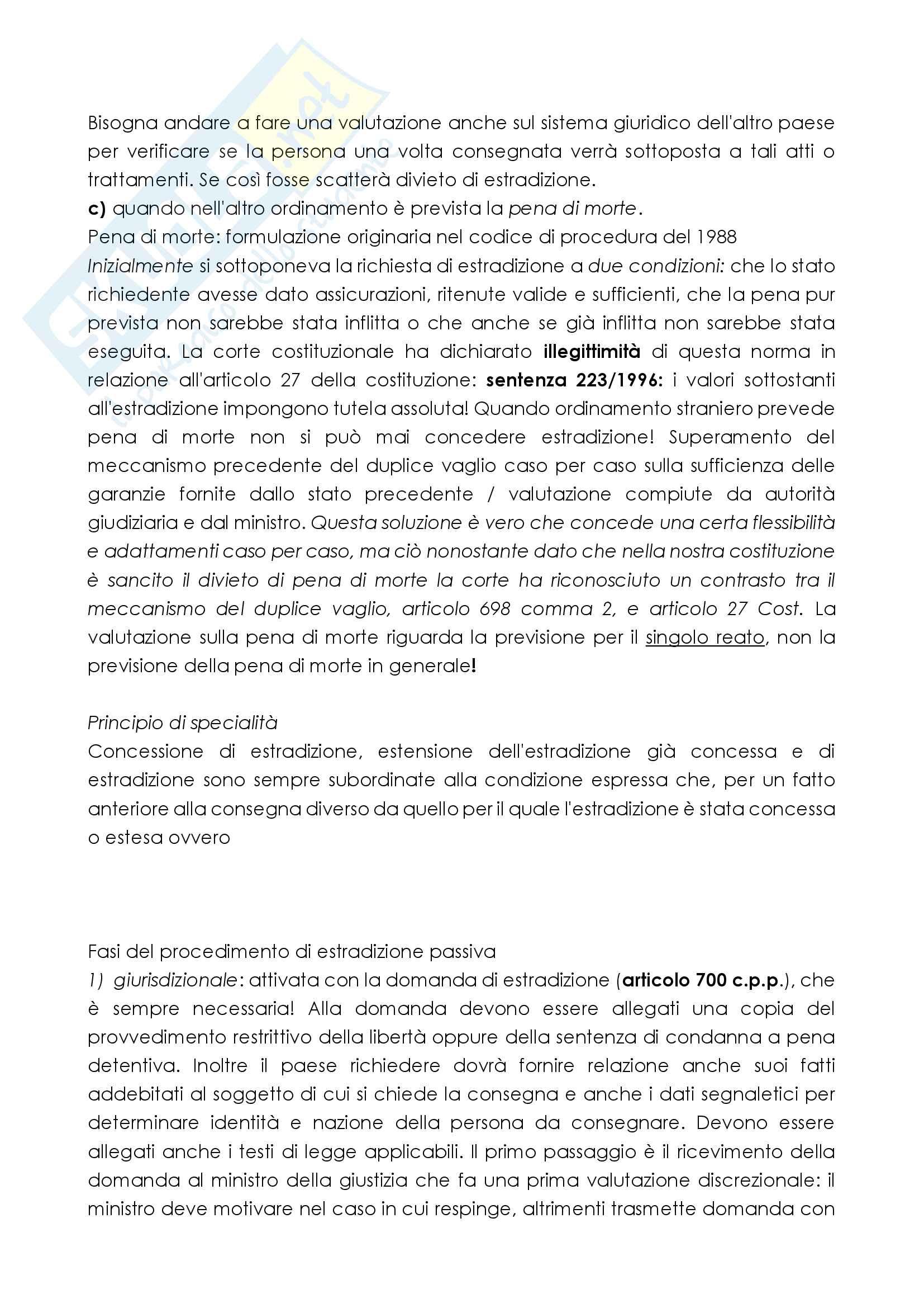 Estradizione Pag. 2